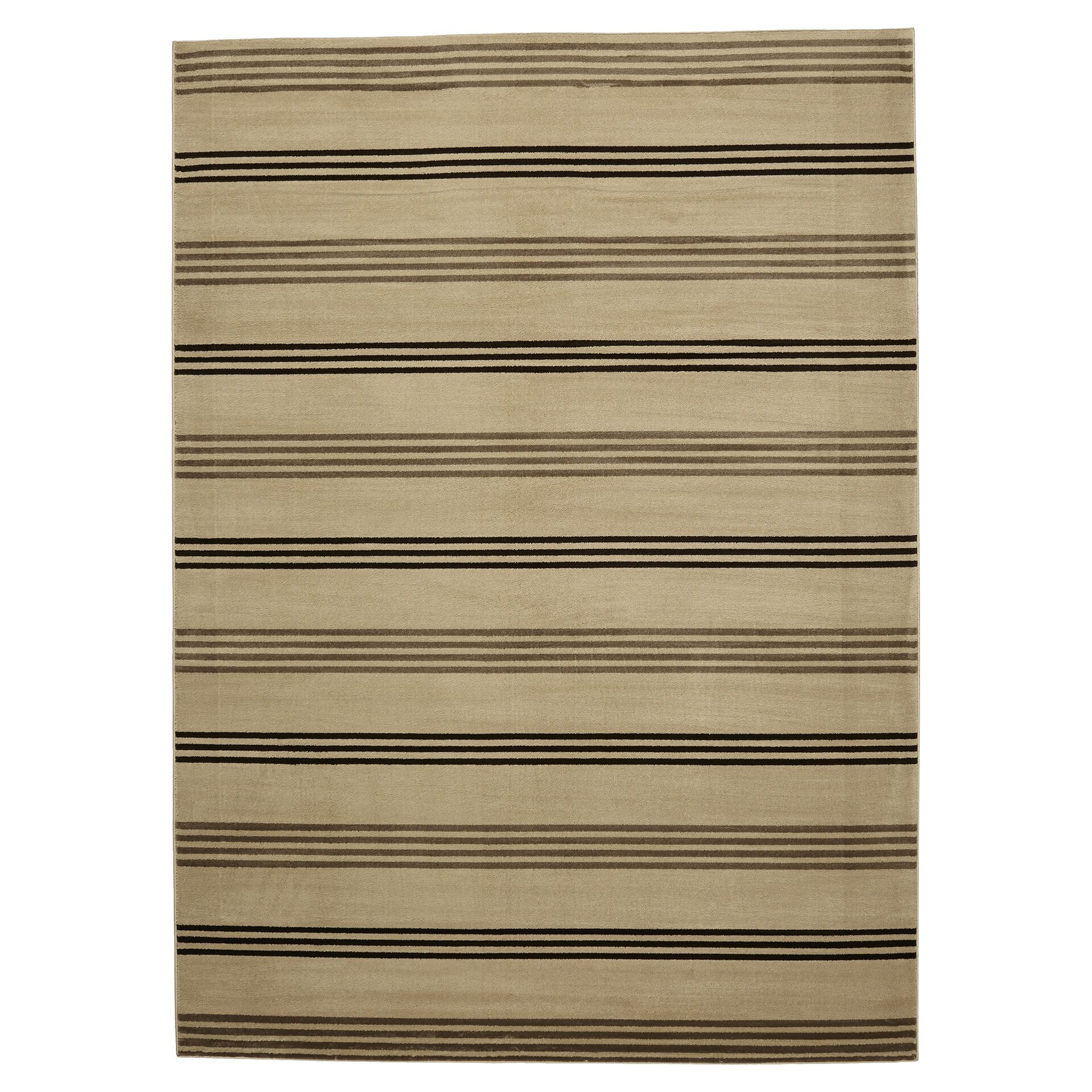 Pleasantville Beige Area Rug Rug Size: Rectangle 3'3
