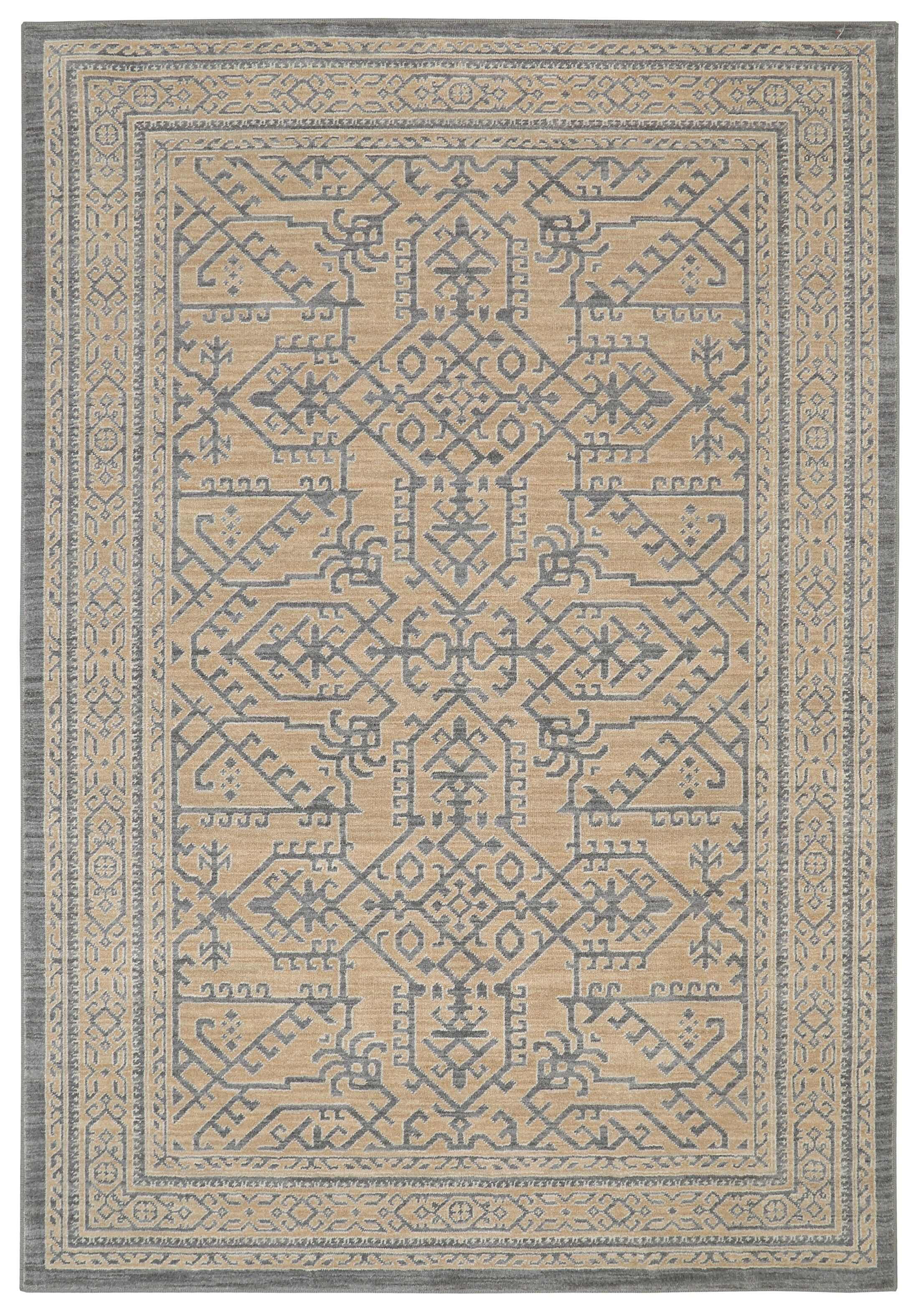 Bryan Area Rug Rug Size: Rectangle 5'3