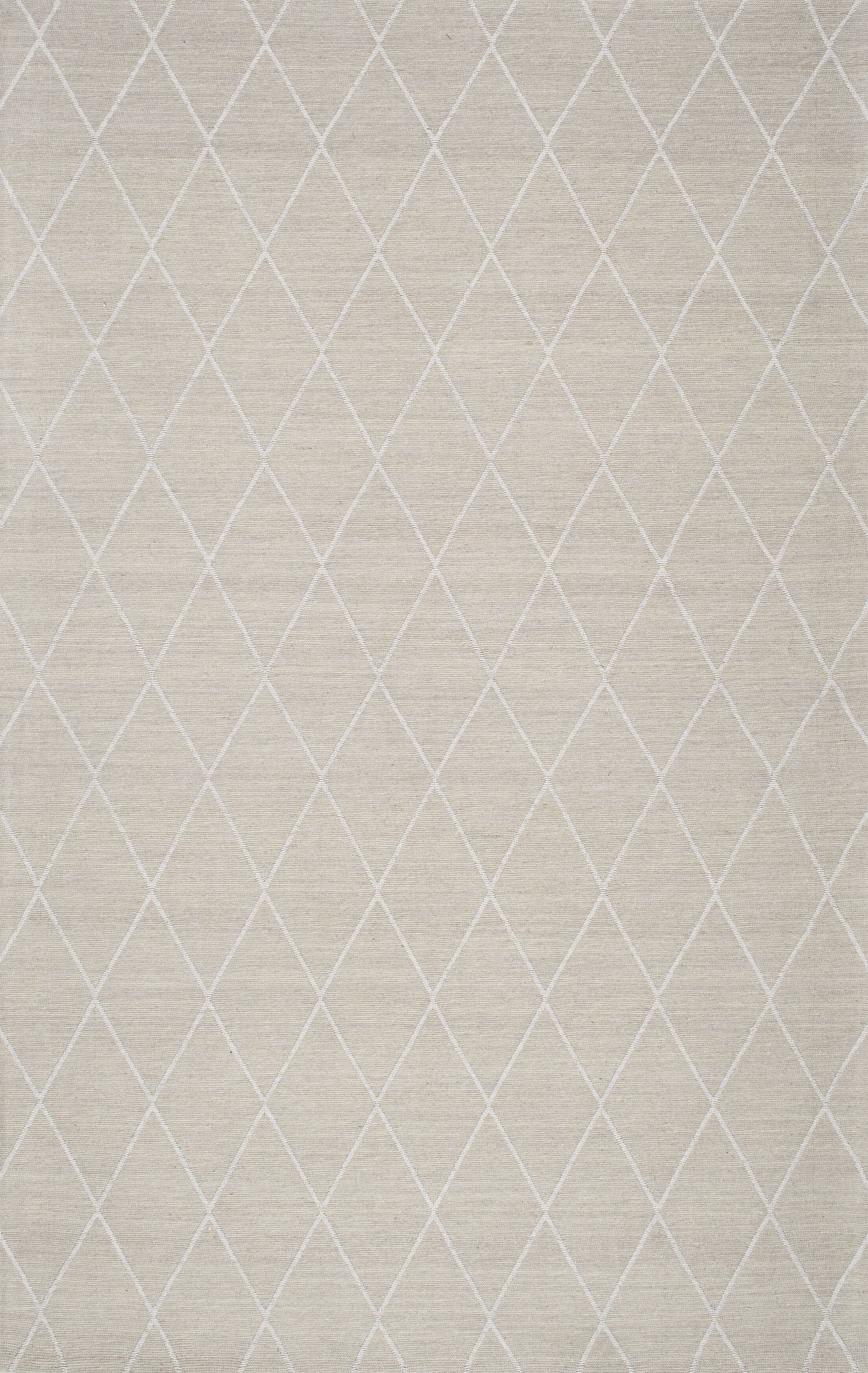 Bossier City Beige Area Rug Rug Size: Rectangle 5' x 8'