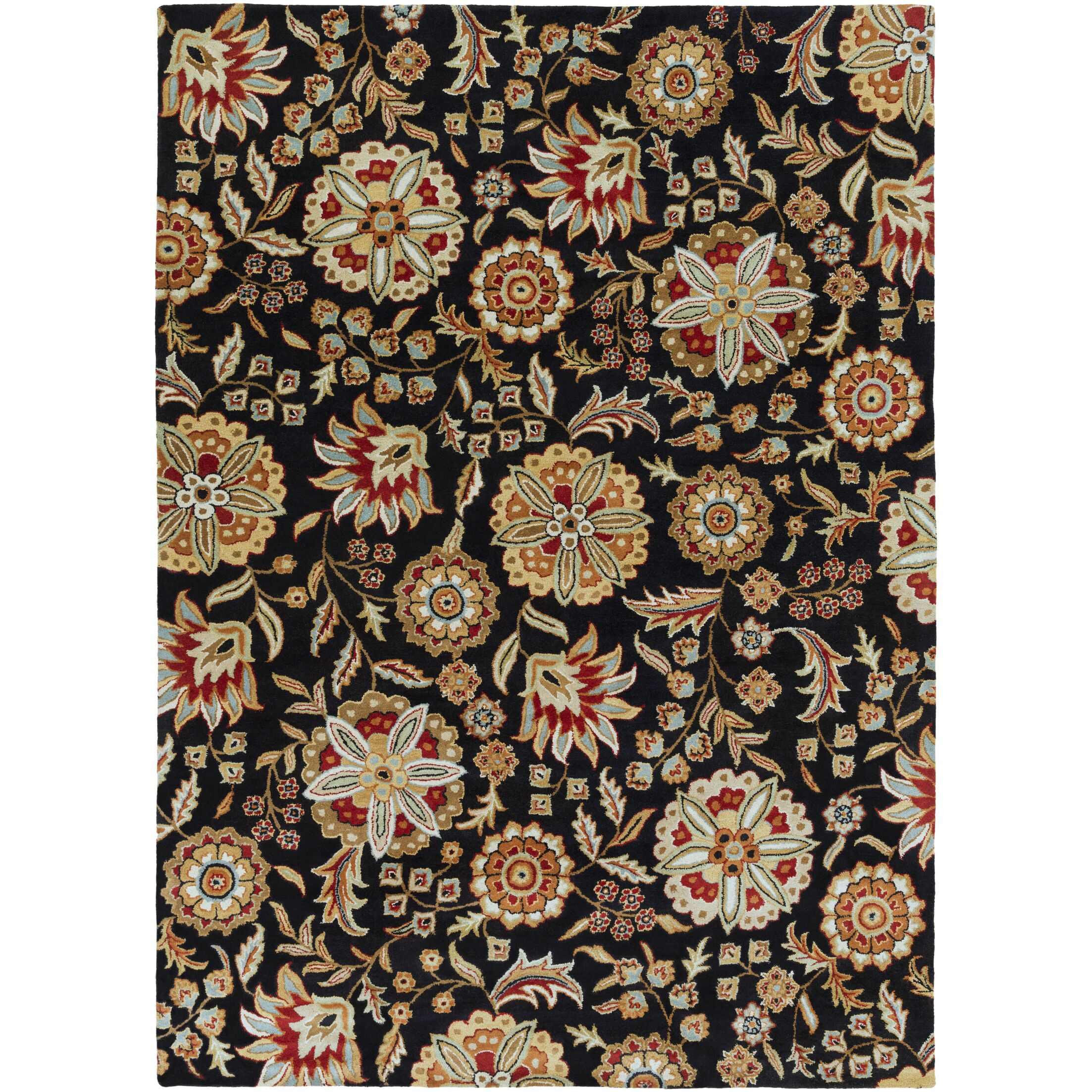 Marianna Hand-Tufted Area Rug Rug Size: Square 9'9