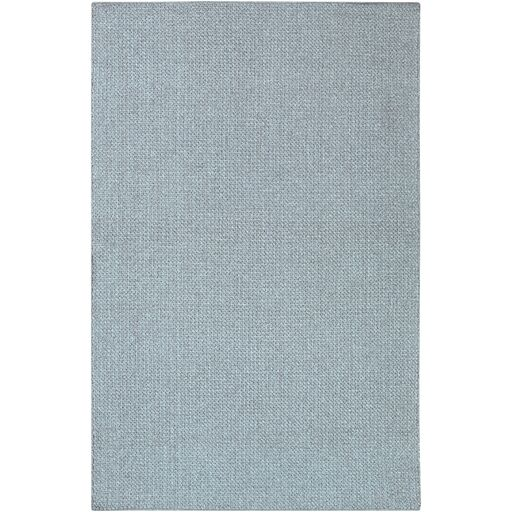Deschamps Hand-Woven Blue Indoor/Outdoor Area Rug Rug Size: Rectangle 7'10