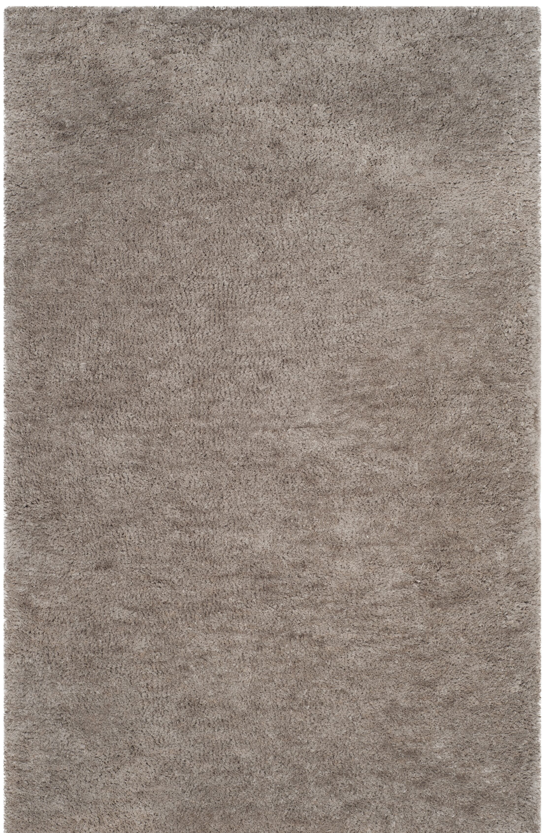 Detweiler Hand-Tufted Gray Area Rug Rug Size: Rectangle 4' x 6'