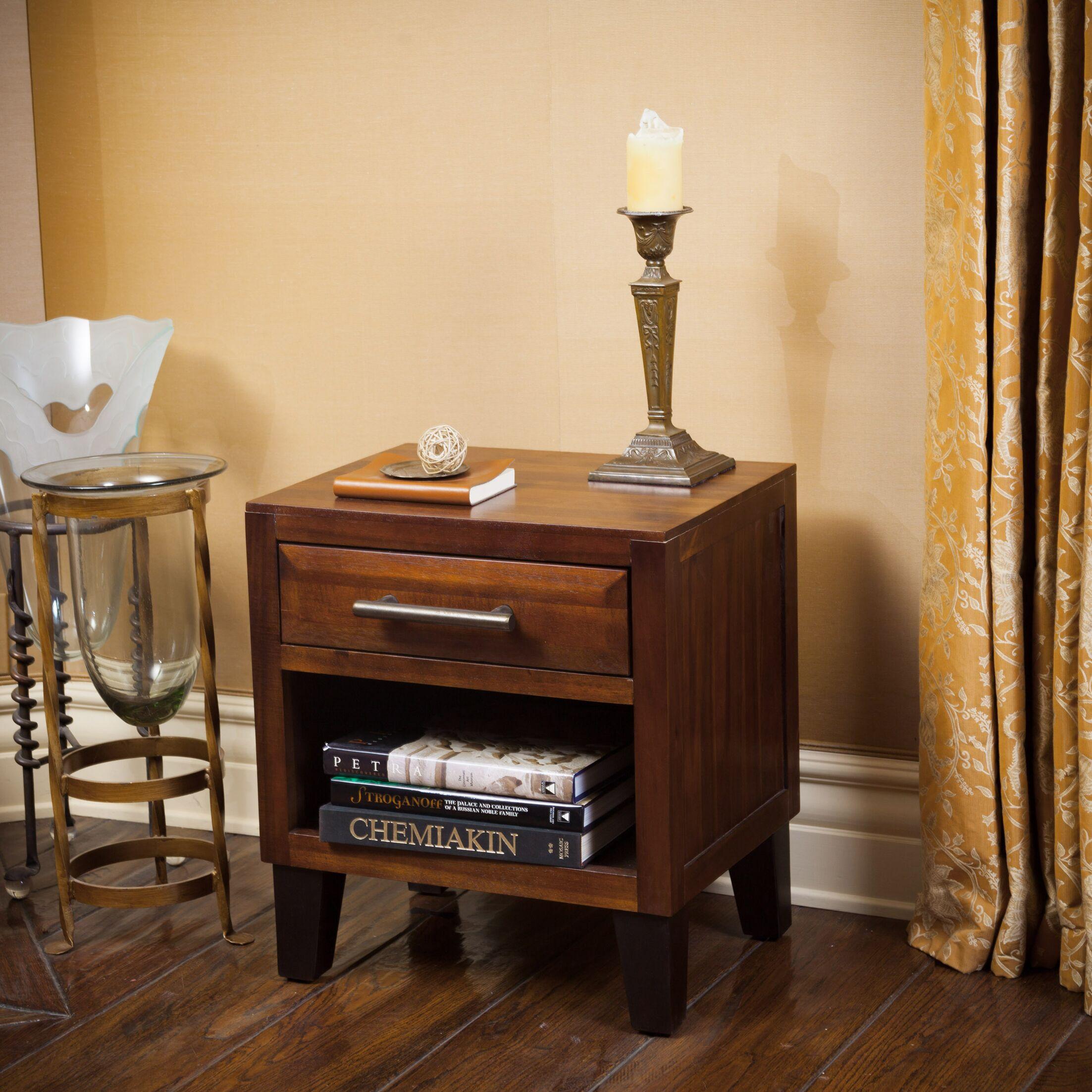 Davisson 1 Drawer Nightstand