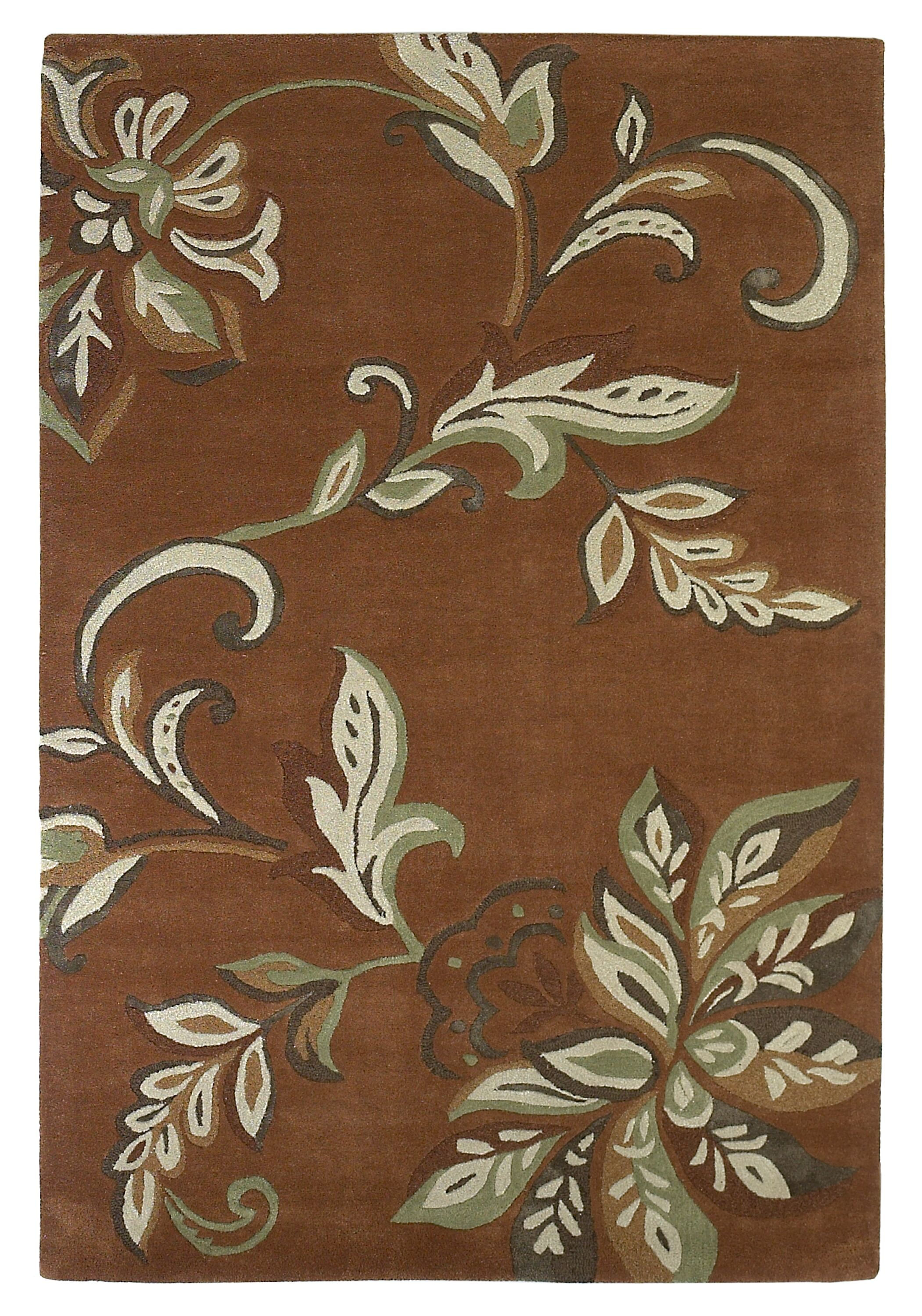 Millersville Spice Area Rug Rug Size: Rectangle 5' x 8'