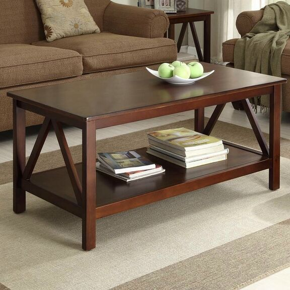 Brassiewood Coffee Table