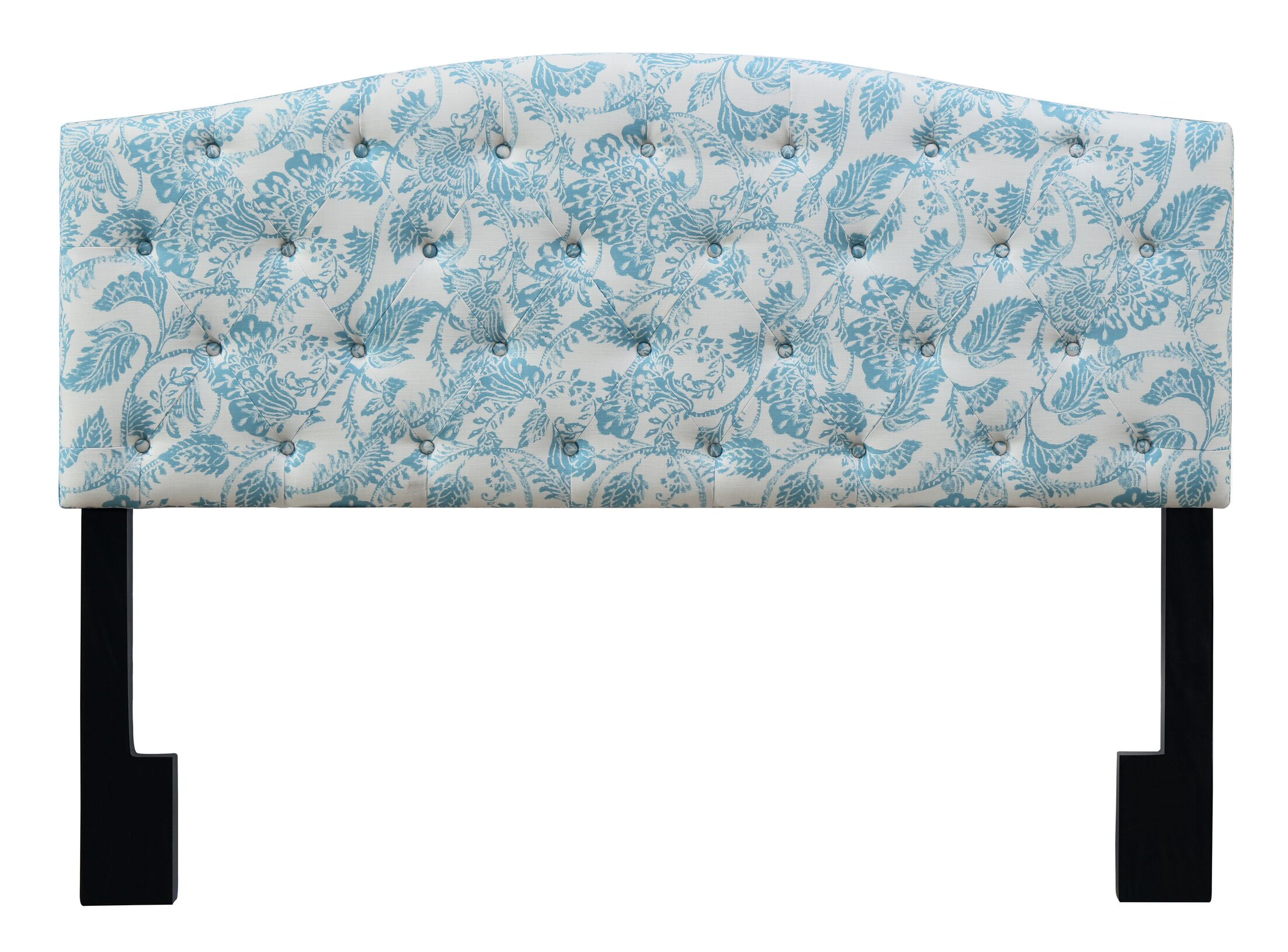 Buterbaugh Upholstered Panel Headboard Size: King