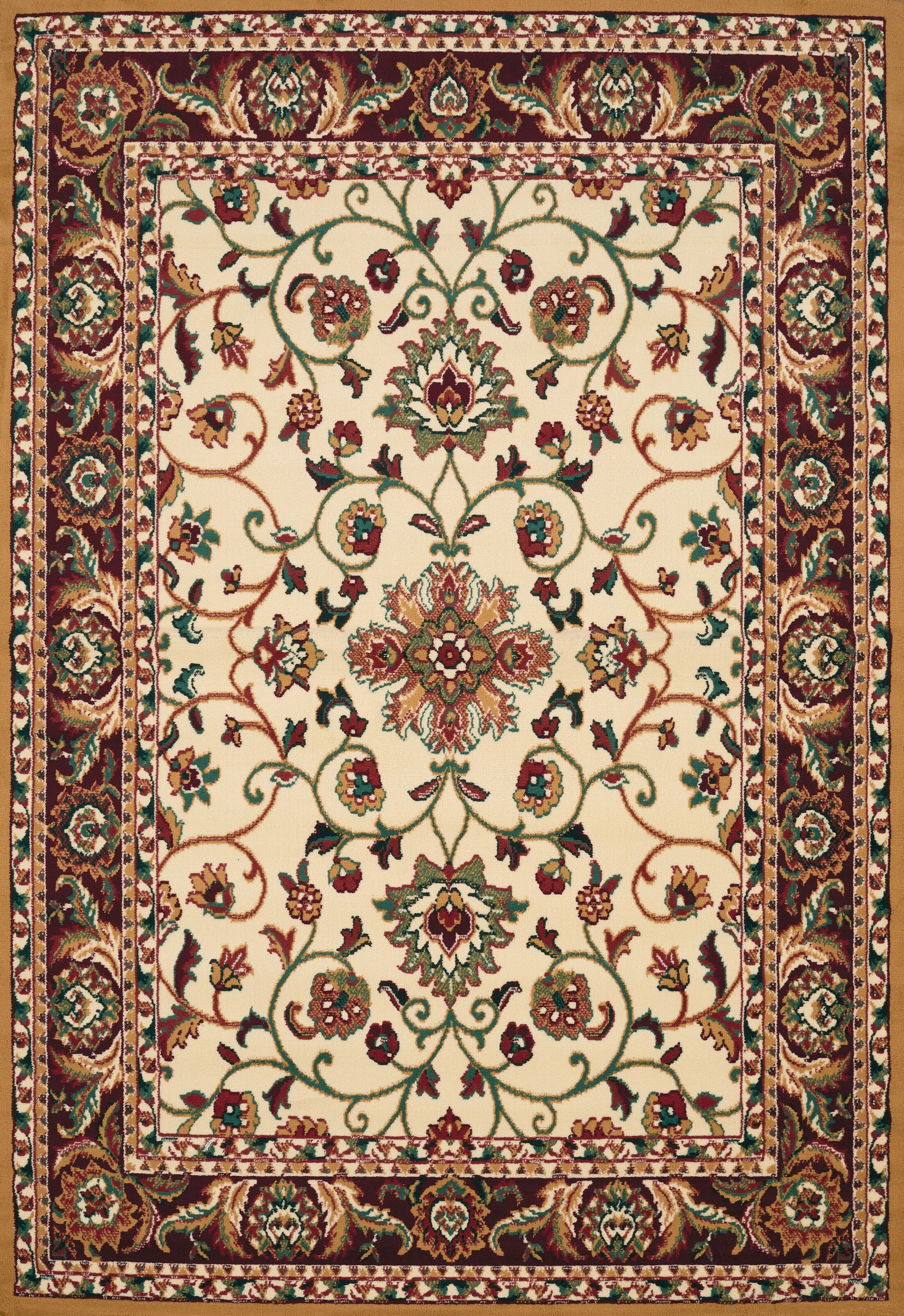 Randalstown Area Rug Rug Size: 7'10