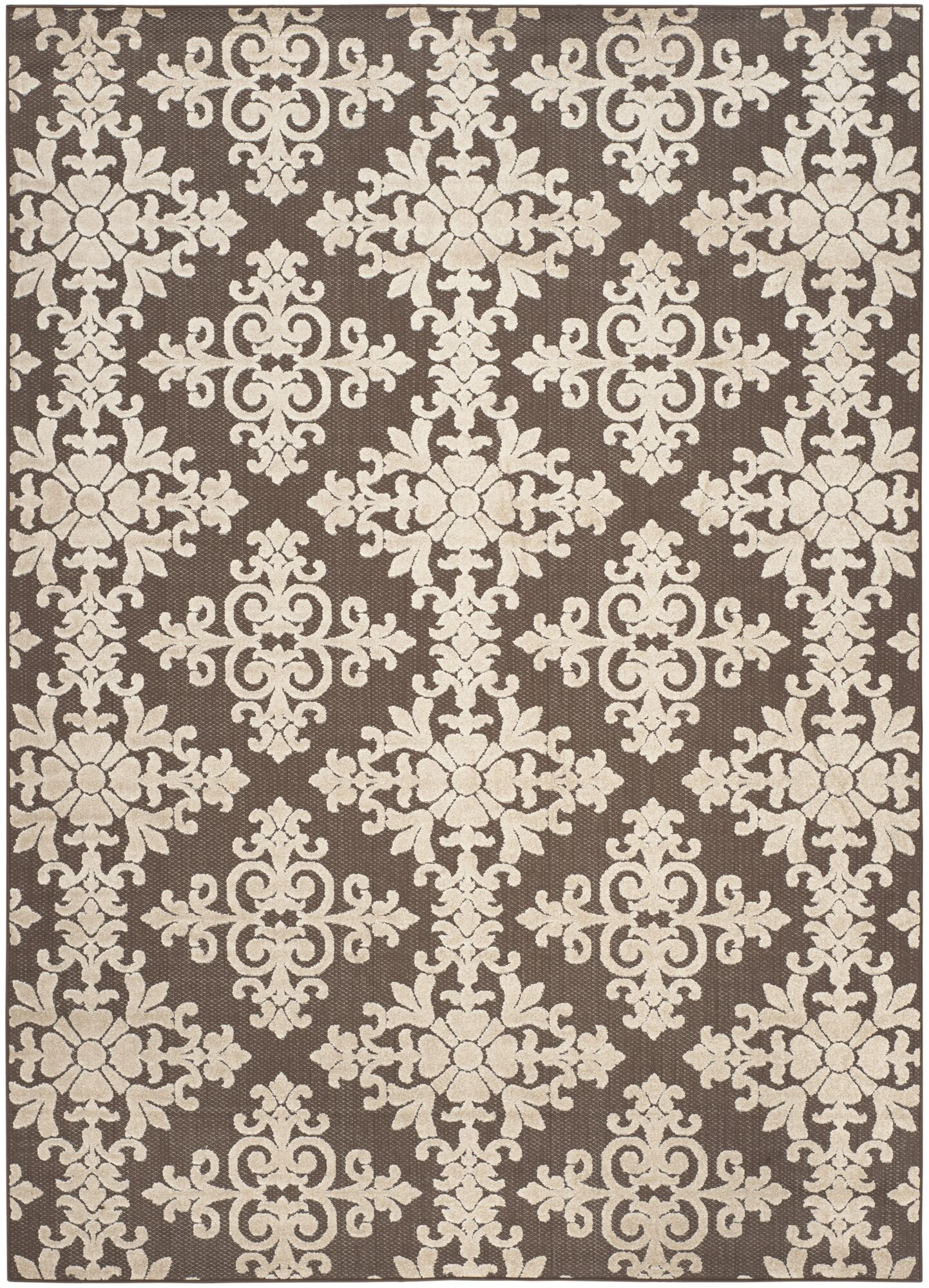 Clarence Indoor/Outdoor Area Rug Rug Size: Rectangle 8' x 11'2