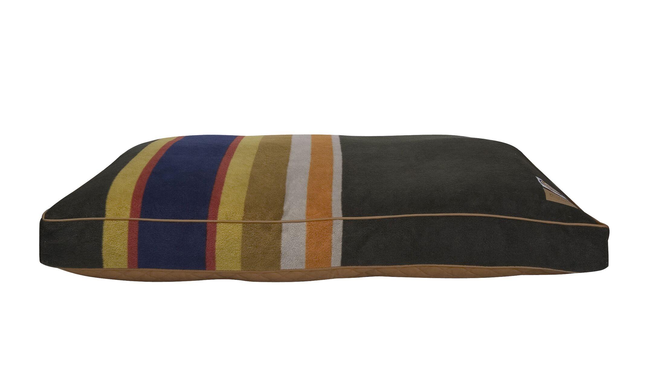 Badlands National Park Pet Pillow Size: Medium