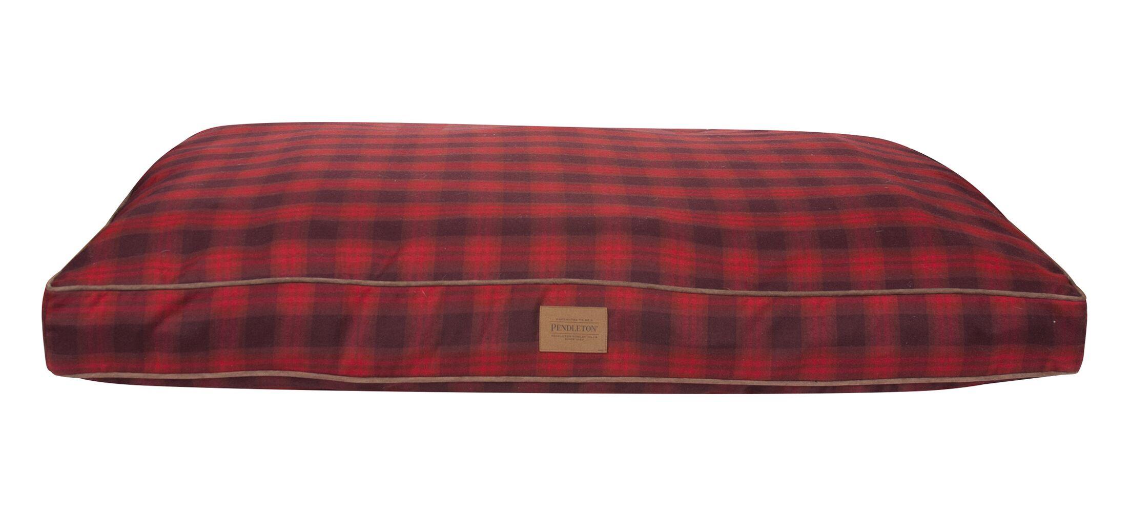 Pendleton Petnappers Dog Bed Size: Ex Large