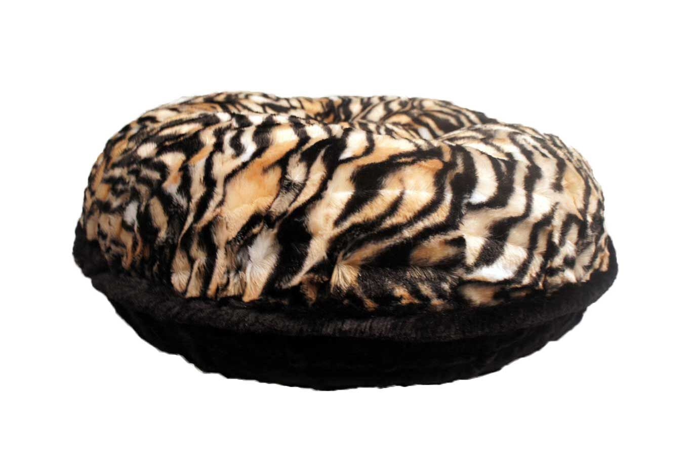 Bagel Metro Mink Dog Bed Size: Medium - 36