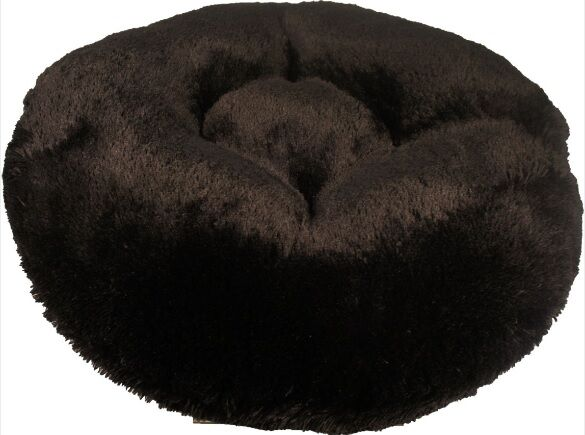 Missy Shag Dog Bed Size: Medium (36