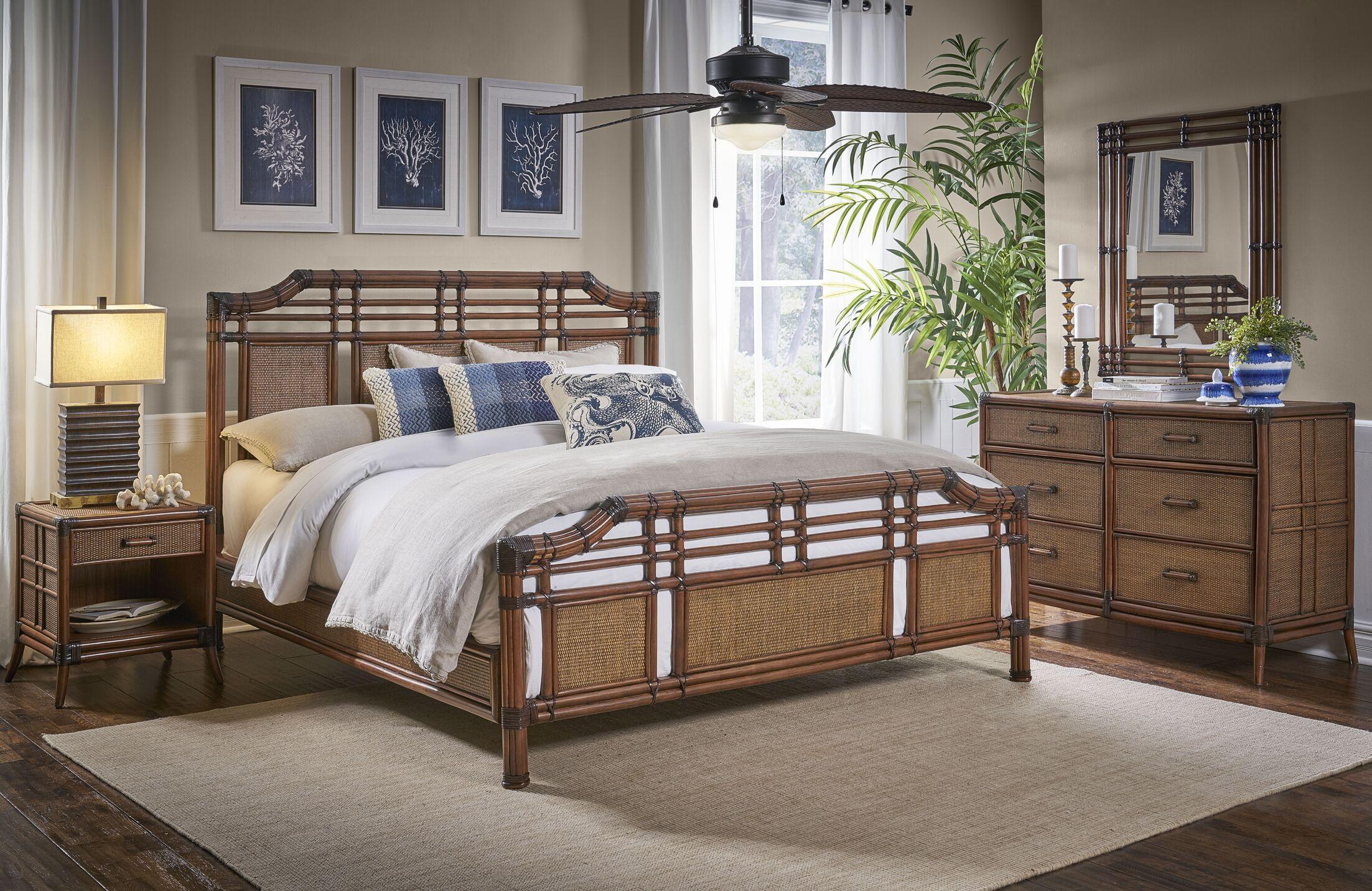 Ashleigh Complete Panel Bedroom Set Size: Queen