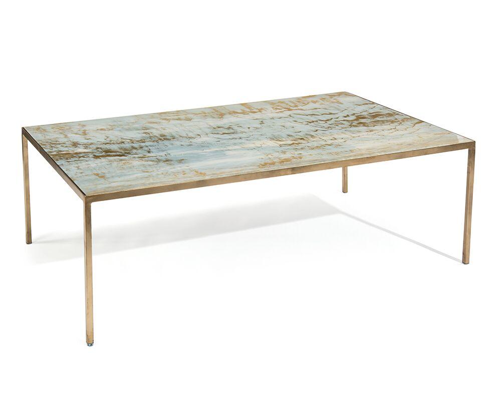 Lustrous Sky Coffee Table