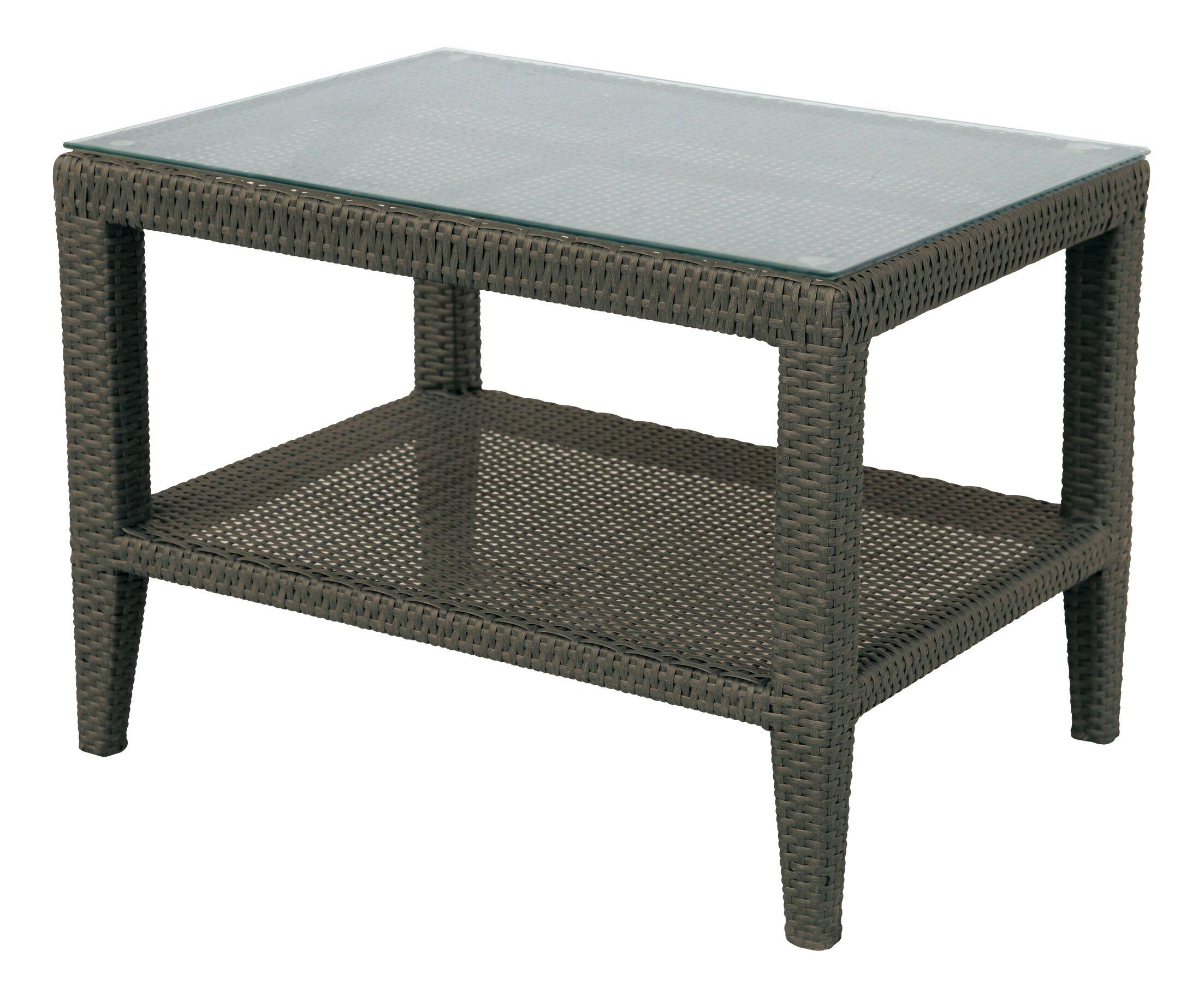 Stockholm Rectangle Side Table