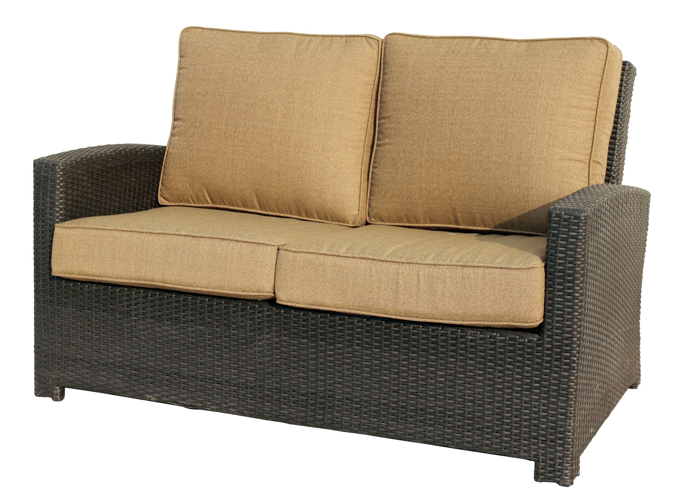 Leonore Loveseat with Cushion