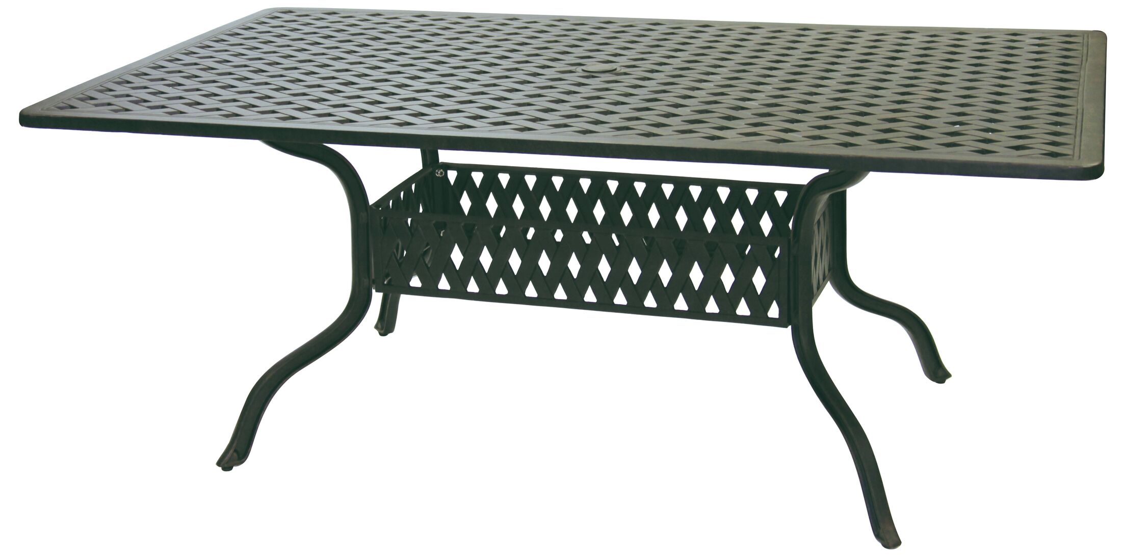 Mckinney Traditional Rectangle Dining Table Table Size: 92