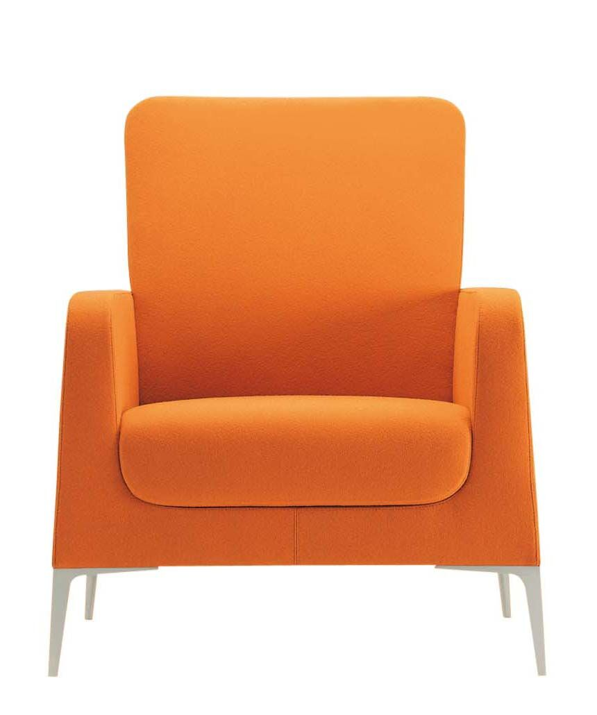 Hi Omega Lounge Chair Upholstery: Momentum Beeline Vinyl Canvas, Frame Finish: Powder Coat