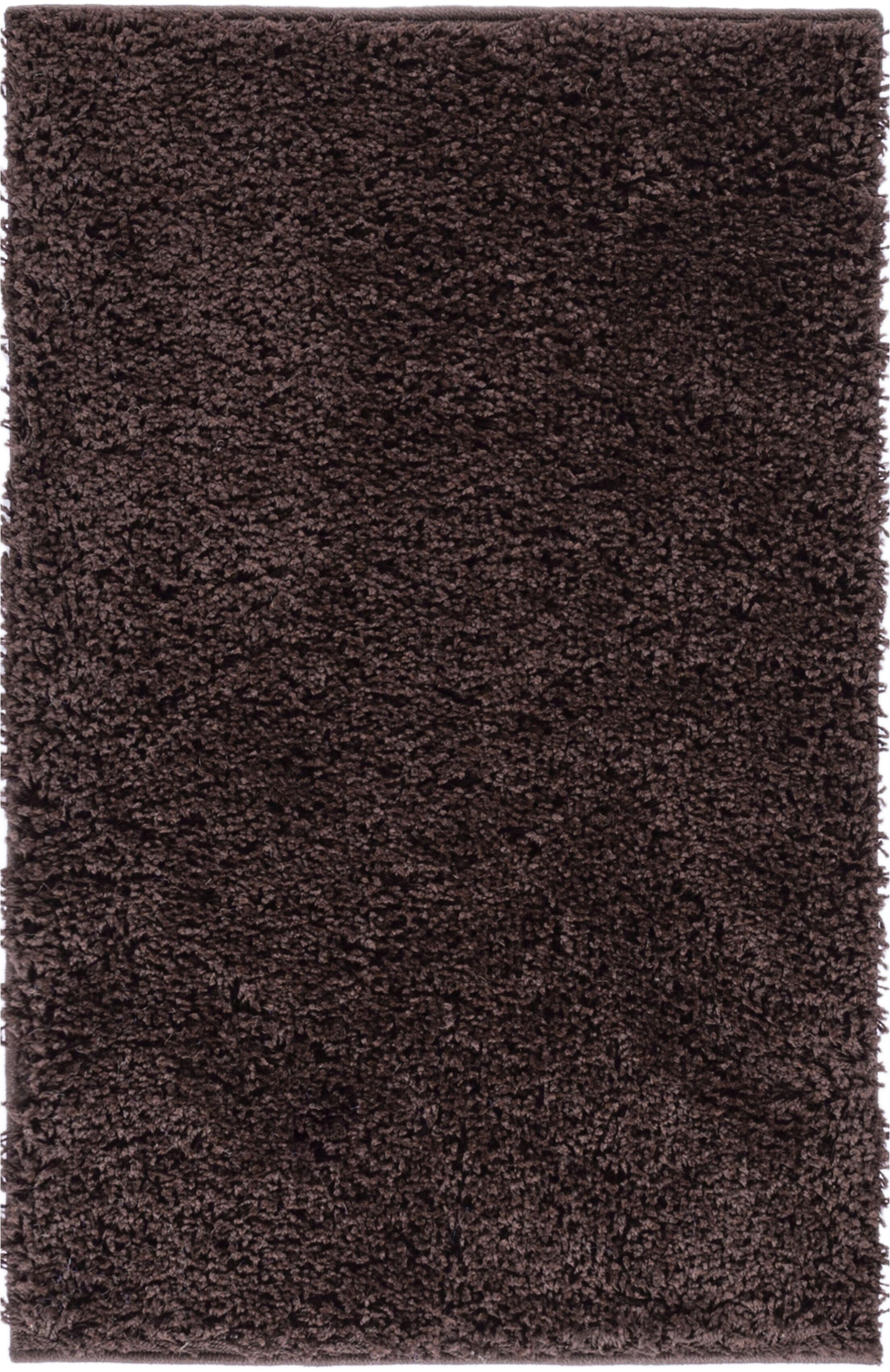 Dondre Coffee Bean Indoor Area Rug Rug Size: Rectangle 6'7'' x 9'10''