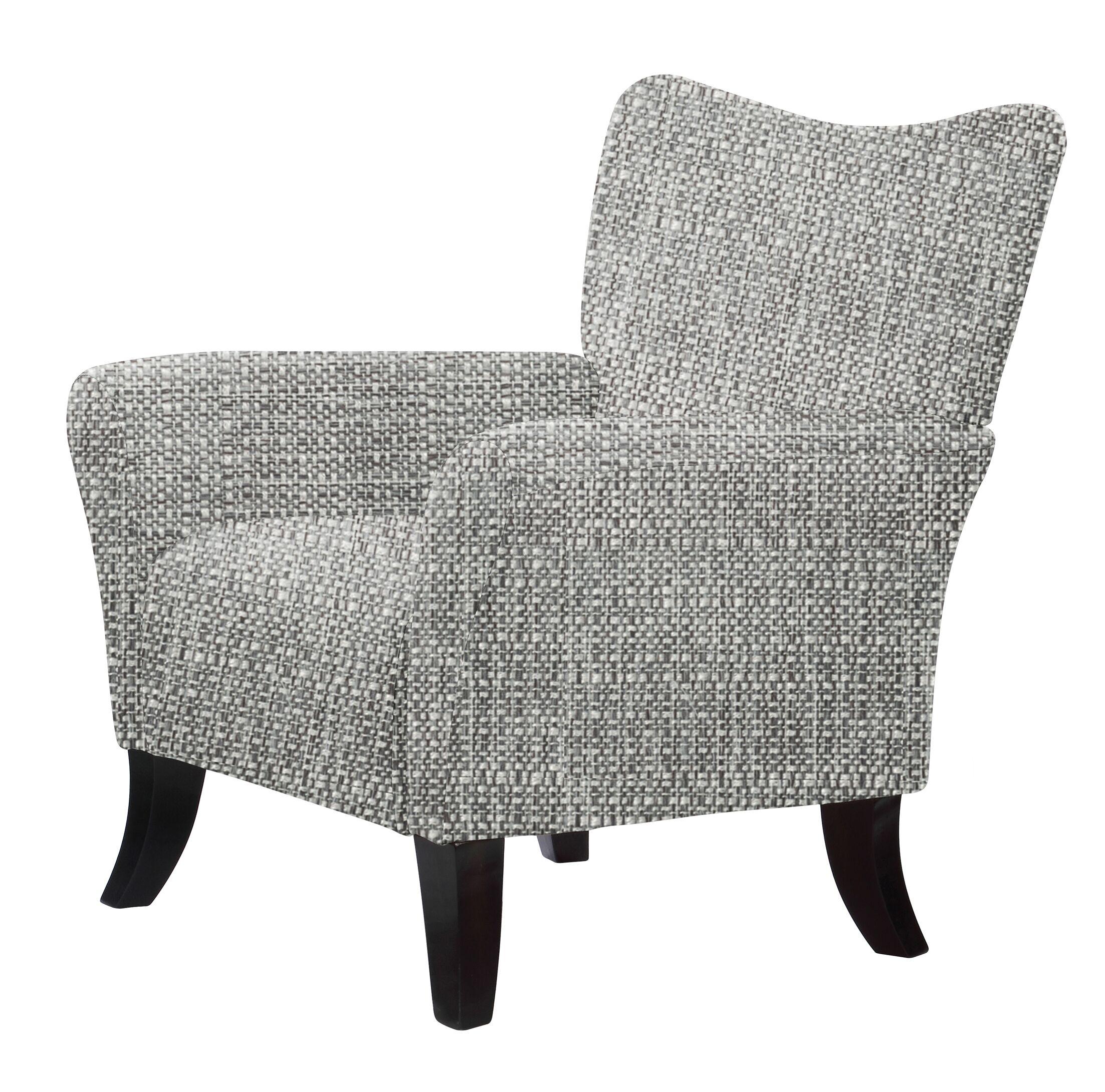 Laseter Armchair Upholstery: Gray