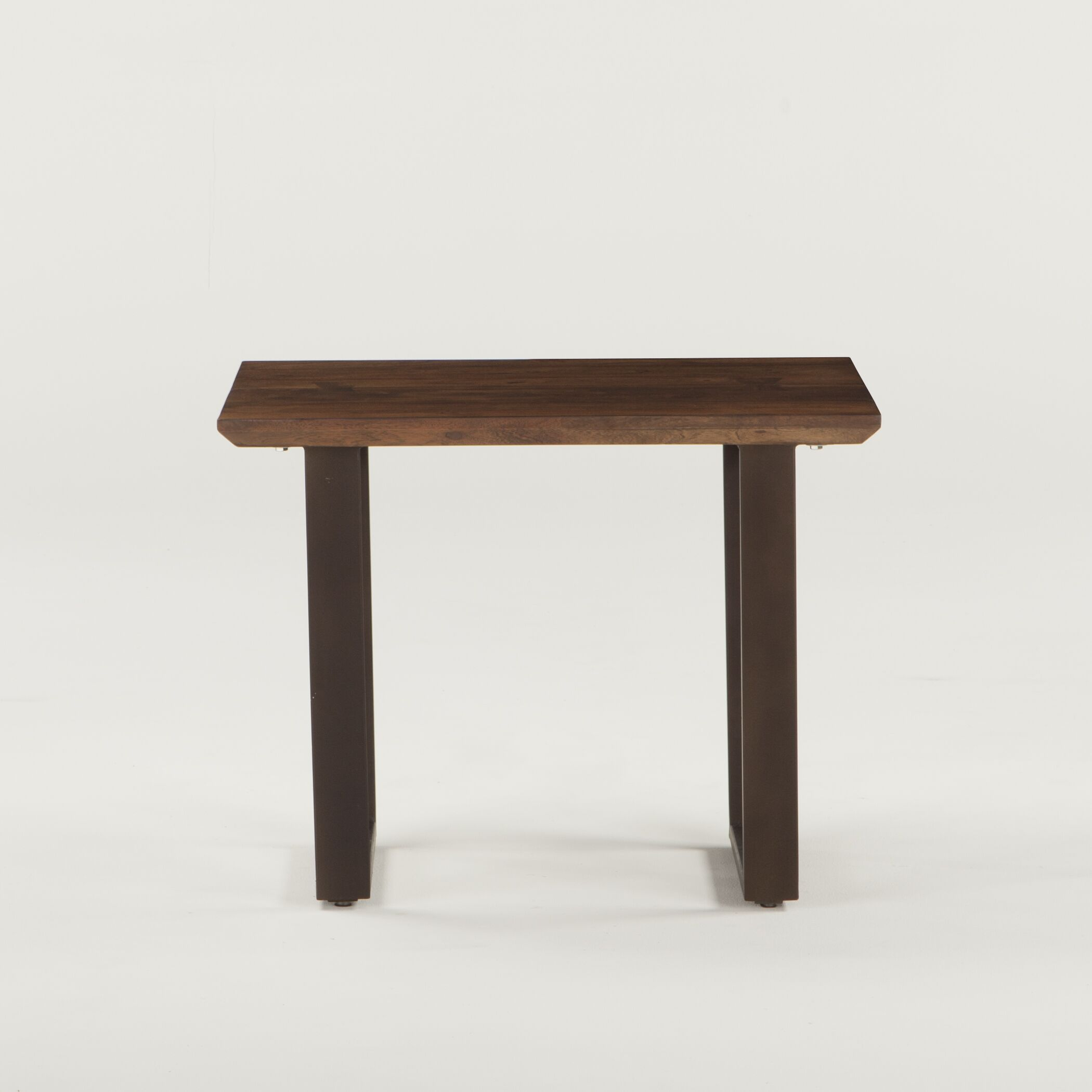 Mapai Acacia Wood End Table