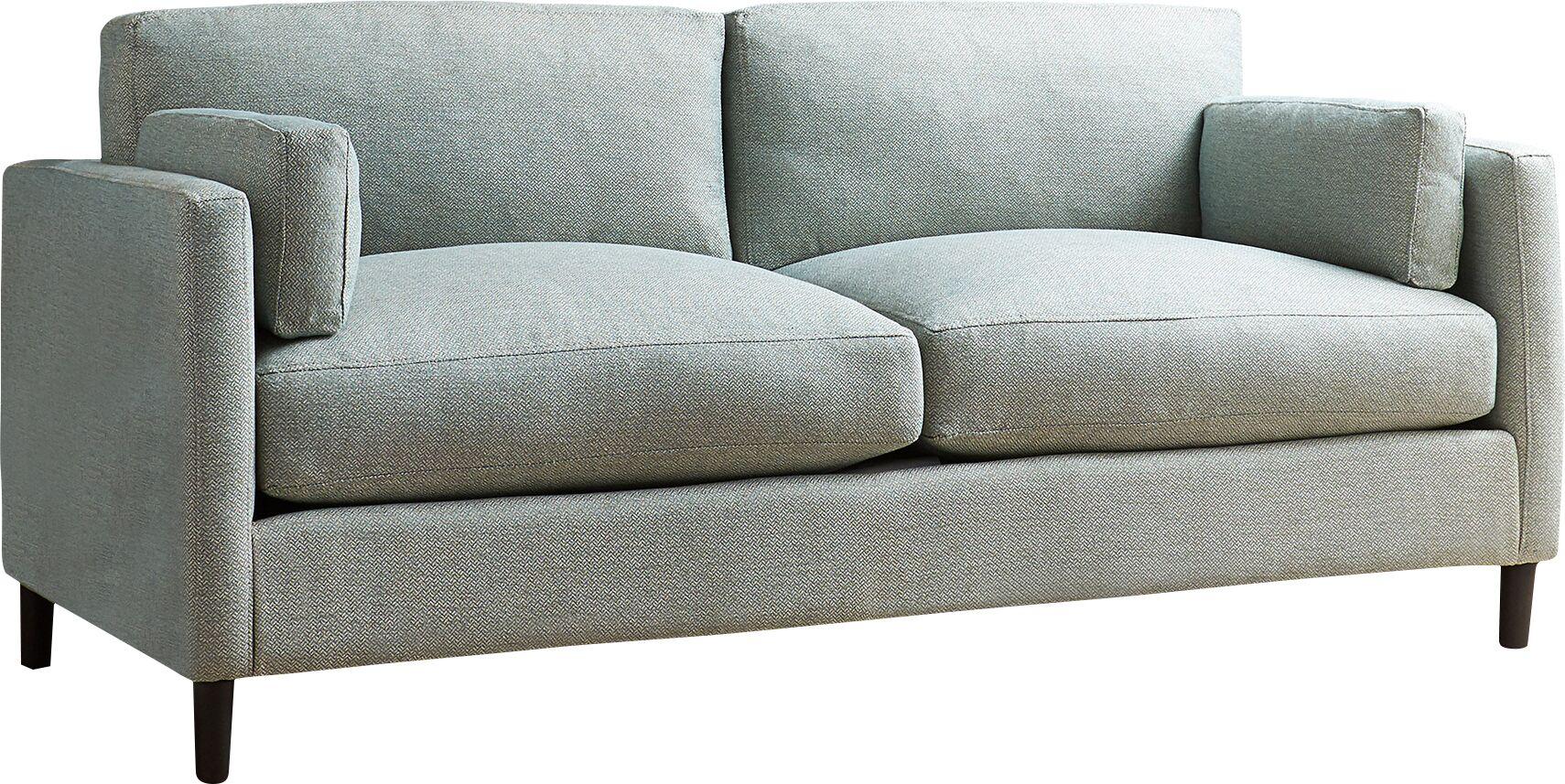 Beau Studio Sofa Upholstery: Hermes Seal