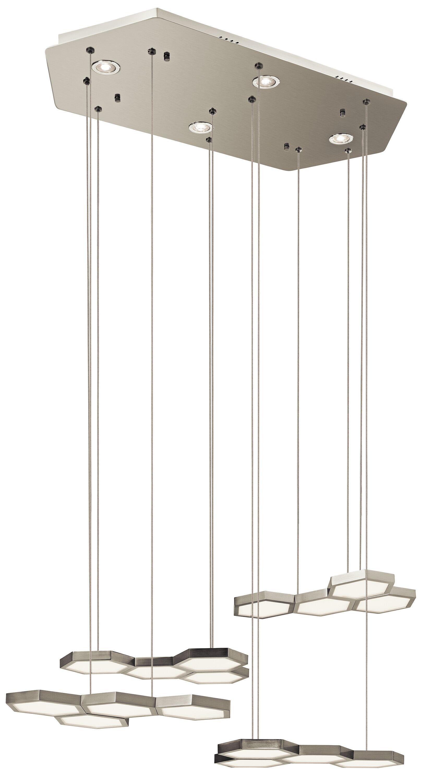 Hexel 3-Light Pendant
