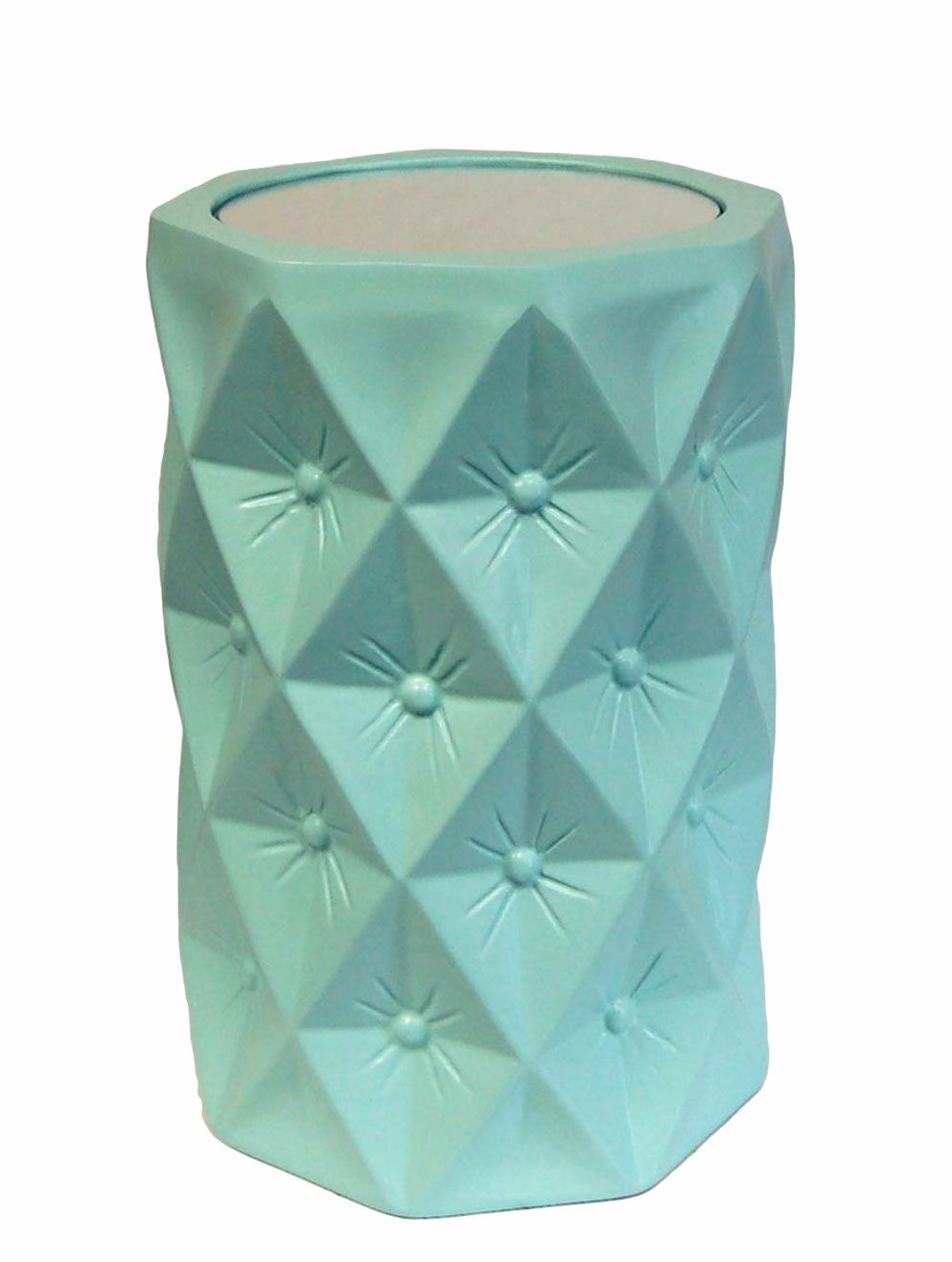 Starlight End Table Color: Maritime Blue