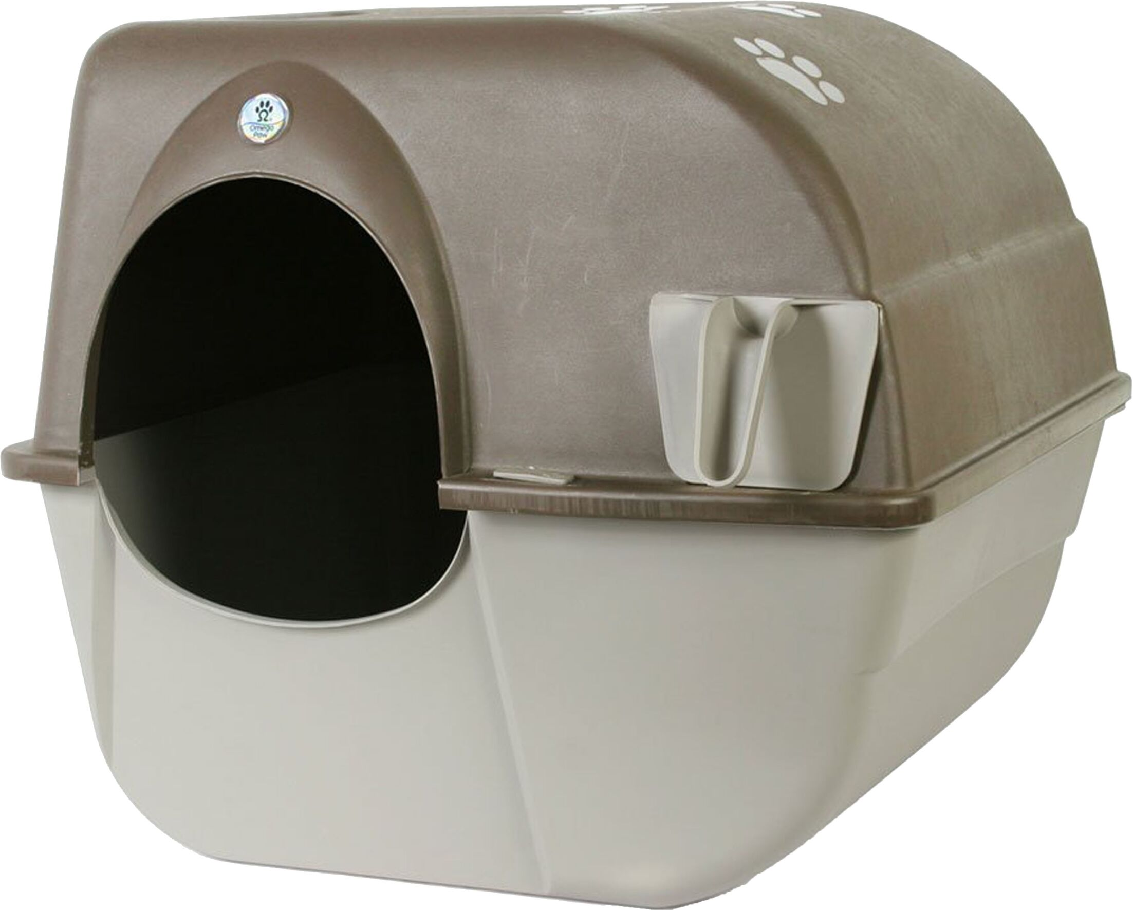 Self Cleaning Litter Box Size: Large