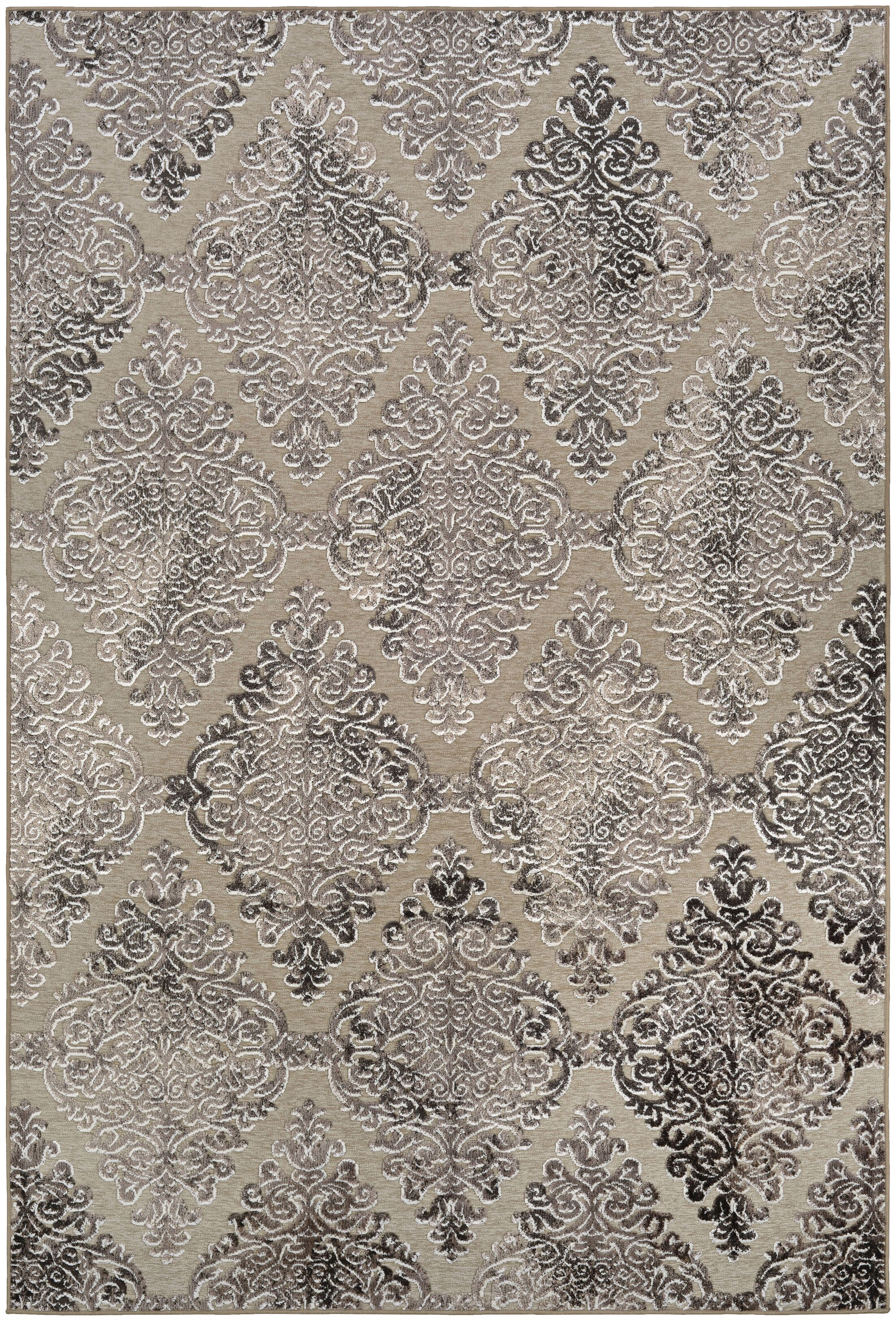 McNamara Woven Beige Area Rug Rug Size: Rectangle 5'3