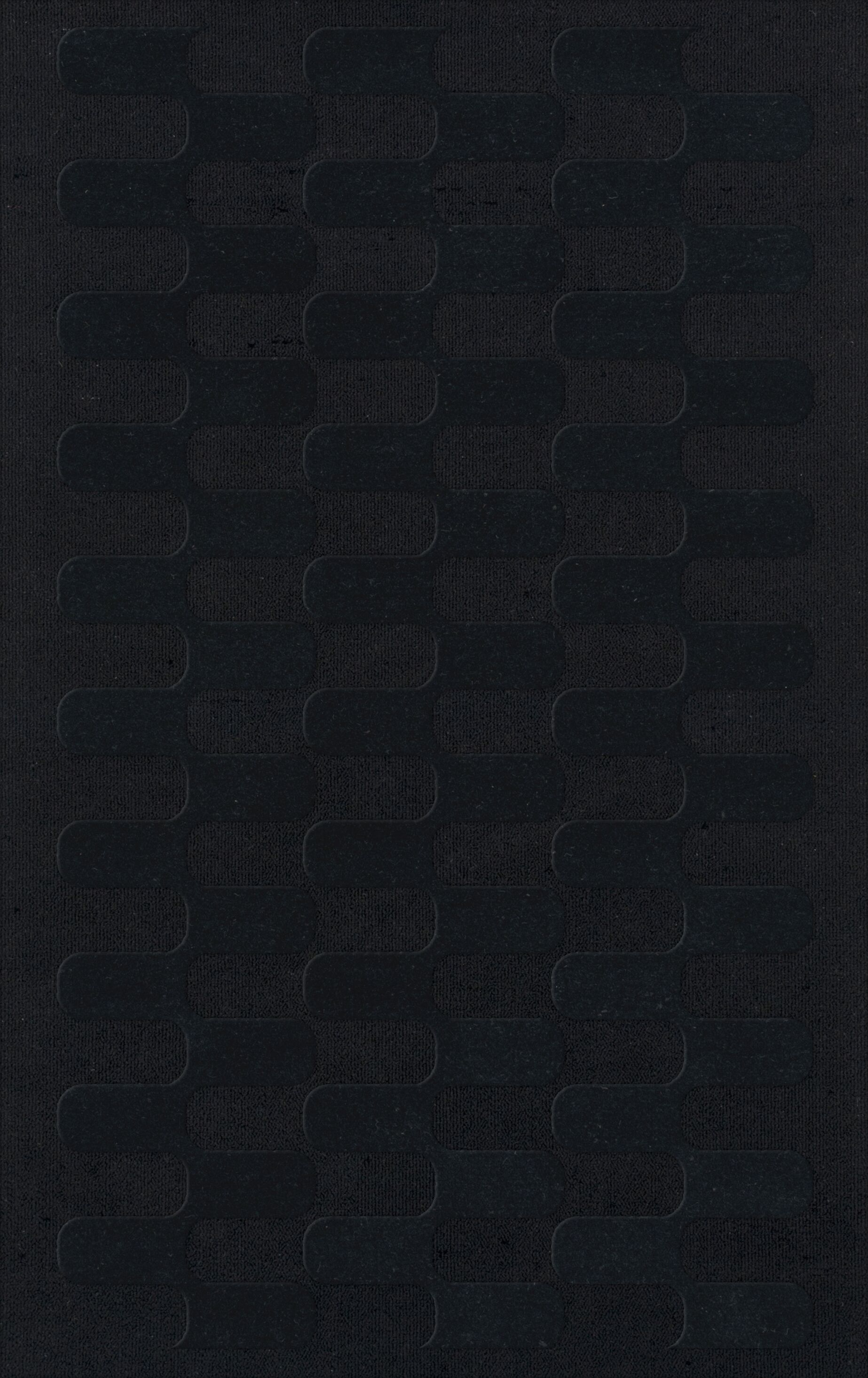 Dover Black Area Rug Rug Size: Rectangle 9' x 12'