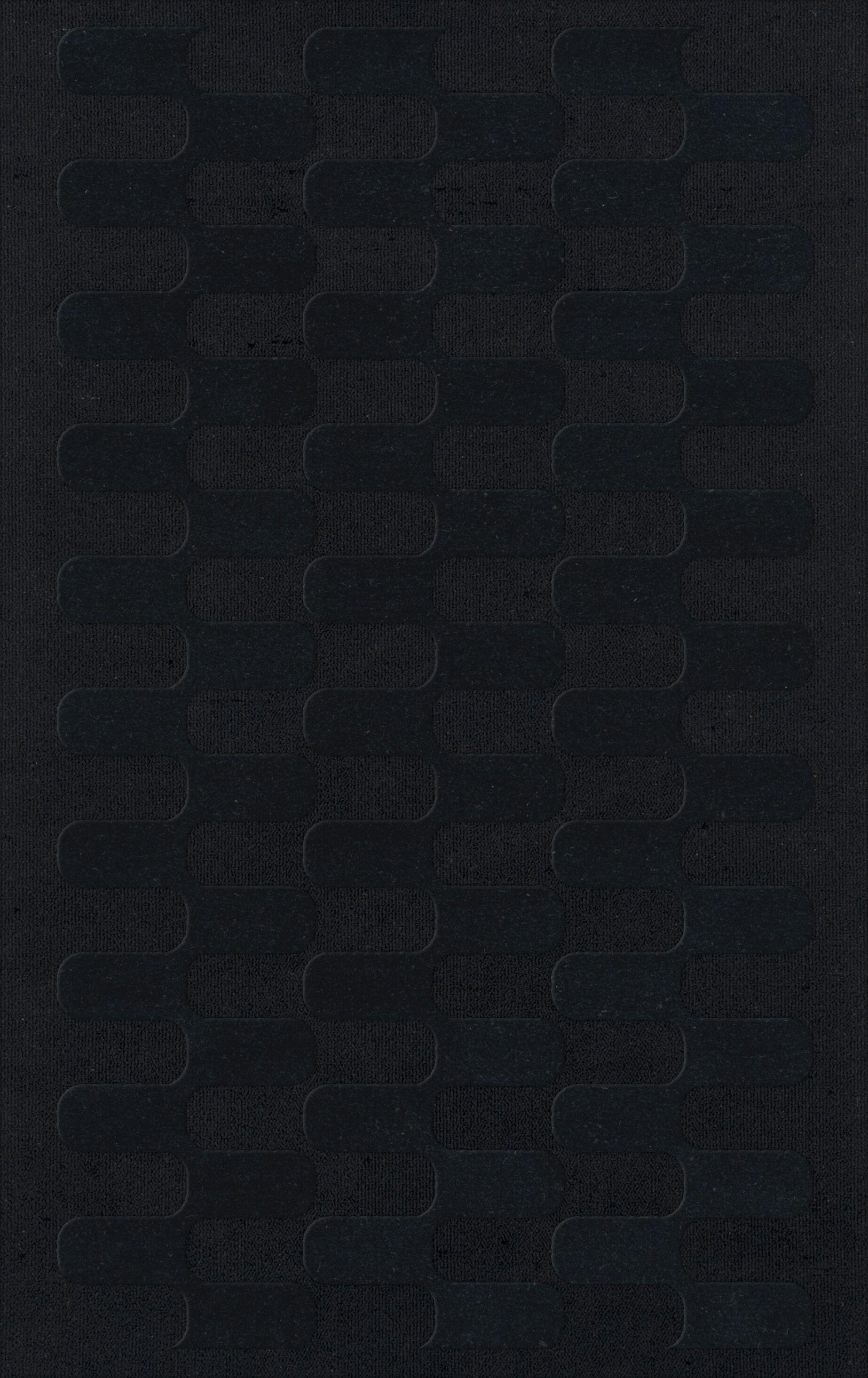 Dover Black Area Rug Rug Size: Rectangle 12' x 18'