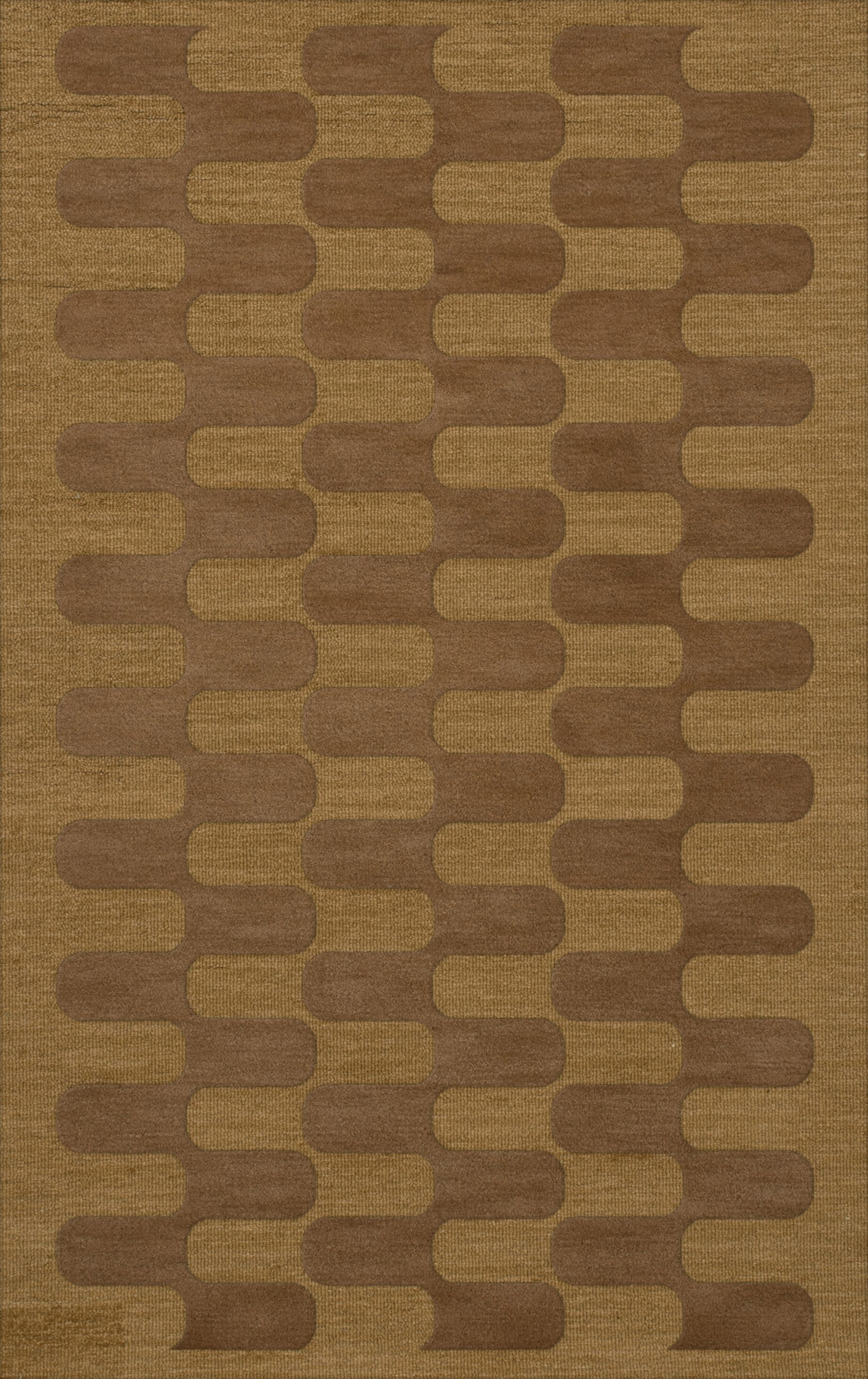 Dover Gold Dust Area Rug Rug Size: Rectangle 3' x 5'
