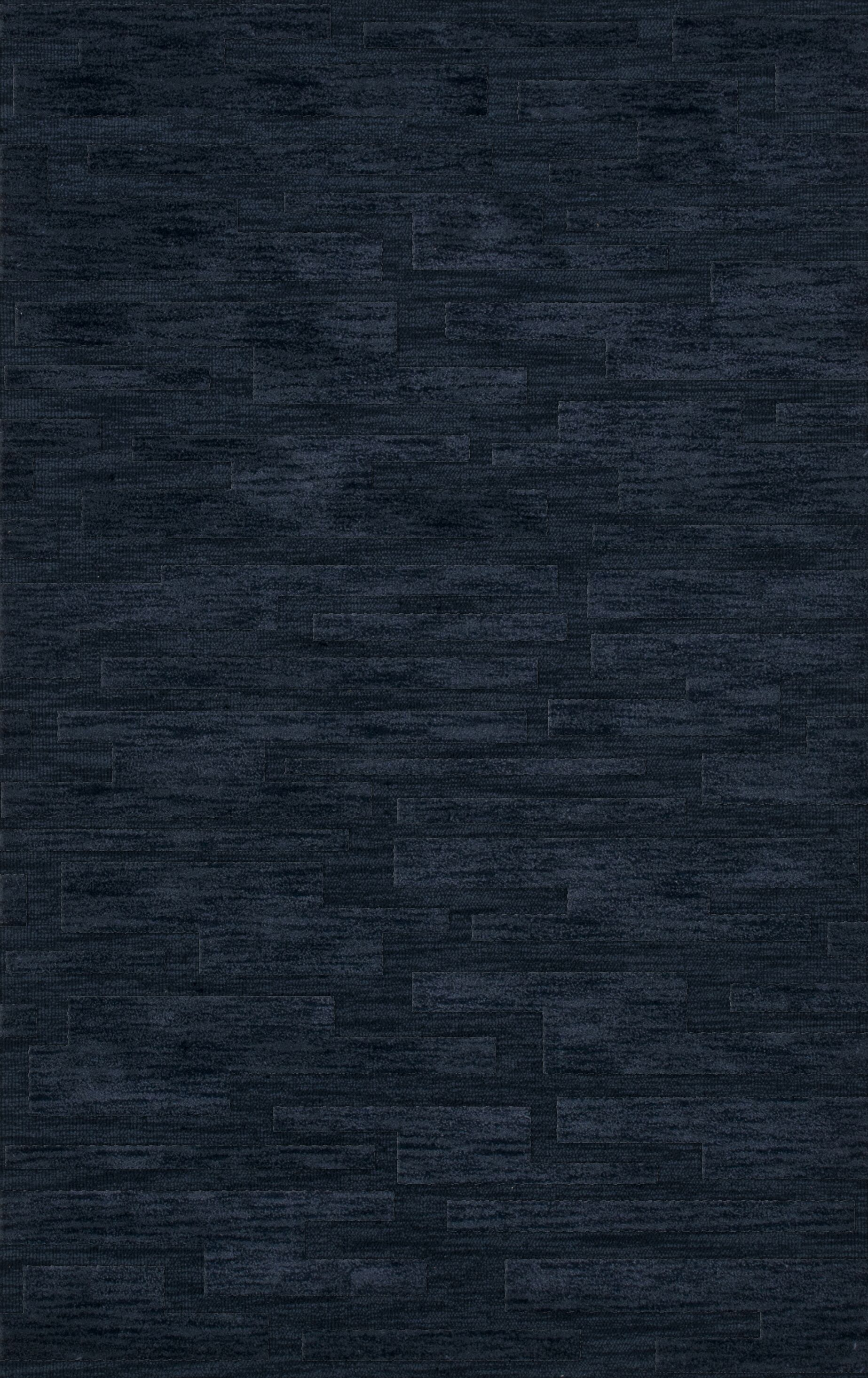 Dover Navy Area Rug Rug Size: Rectangle 12' x 15'