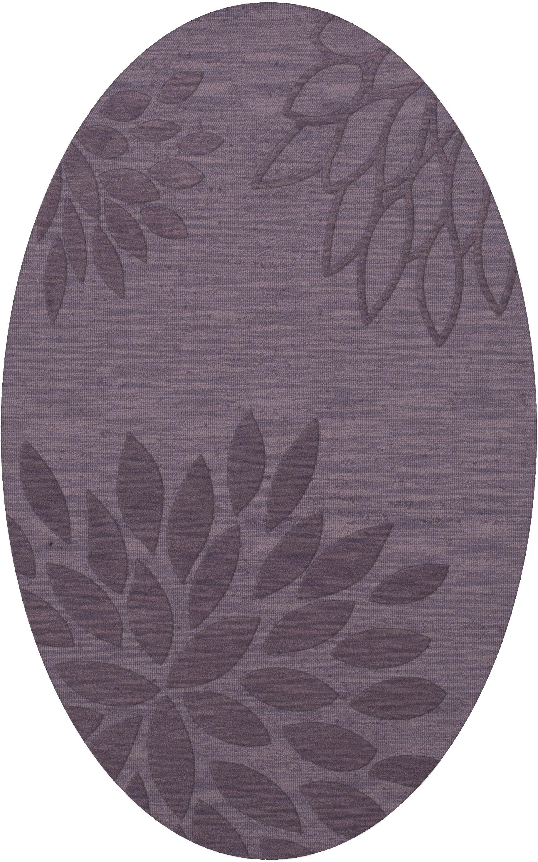 Maja Viola Area Rug Rug Size: Oval 9' x 12'