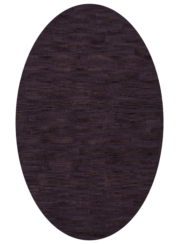 Dover Grape Ice Area Rug Rug Size: Oval 4' x 6'