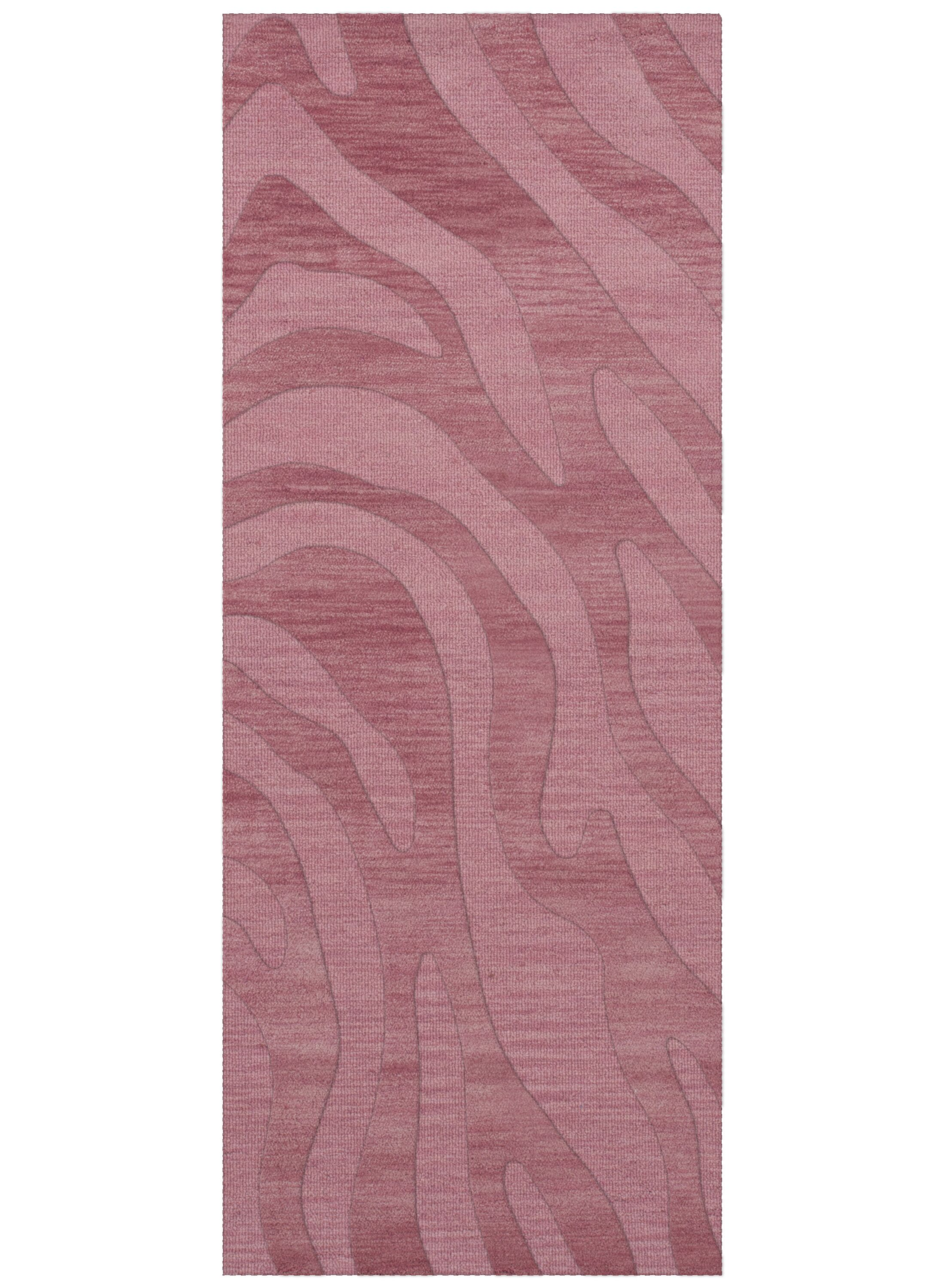 Dover Tufted Wool Bubblishous Area Rug Rug Size: Runner 2'6
