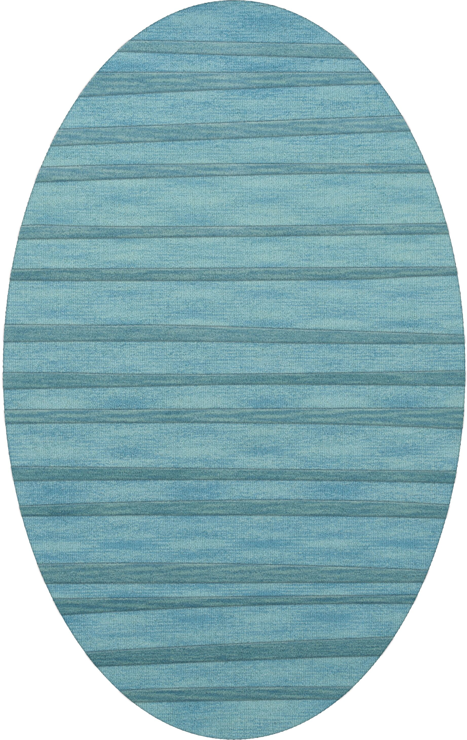 Dover Peacock Area Rug Rug Size: Oval 12' x 15'
