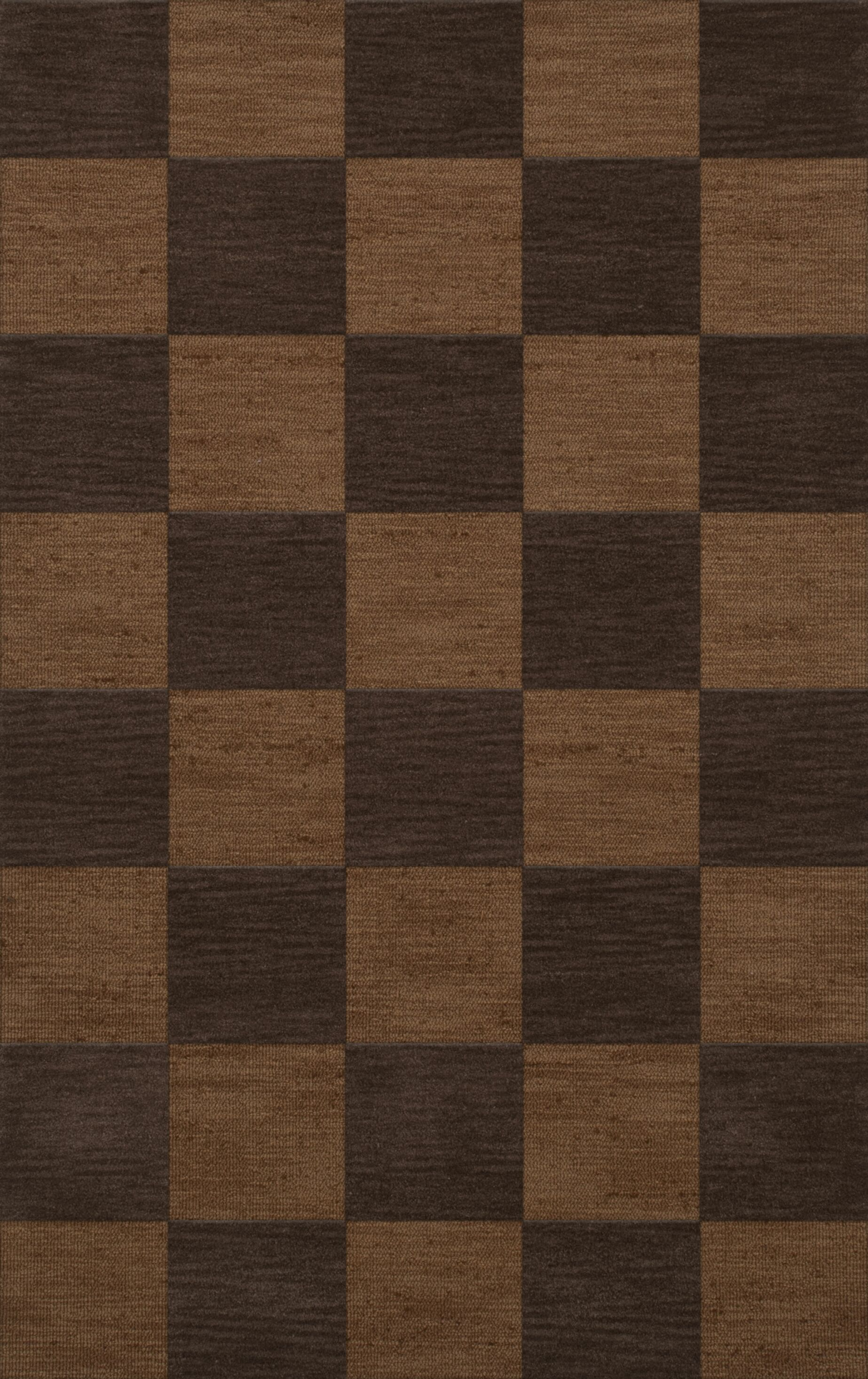 Dover Tufted Wool Caramel Area Rug Rug Size: Rectangle 9' x 12'
