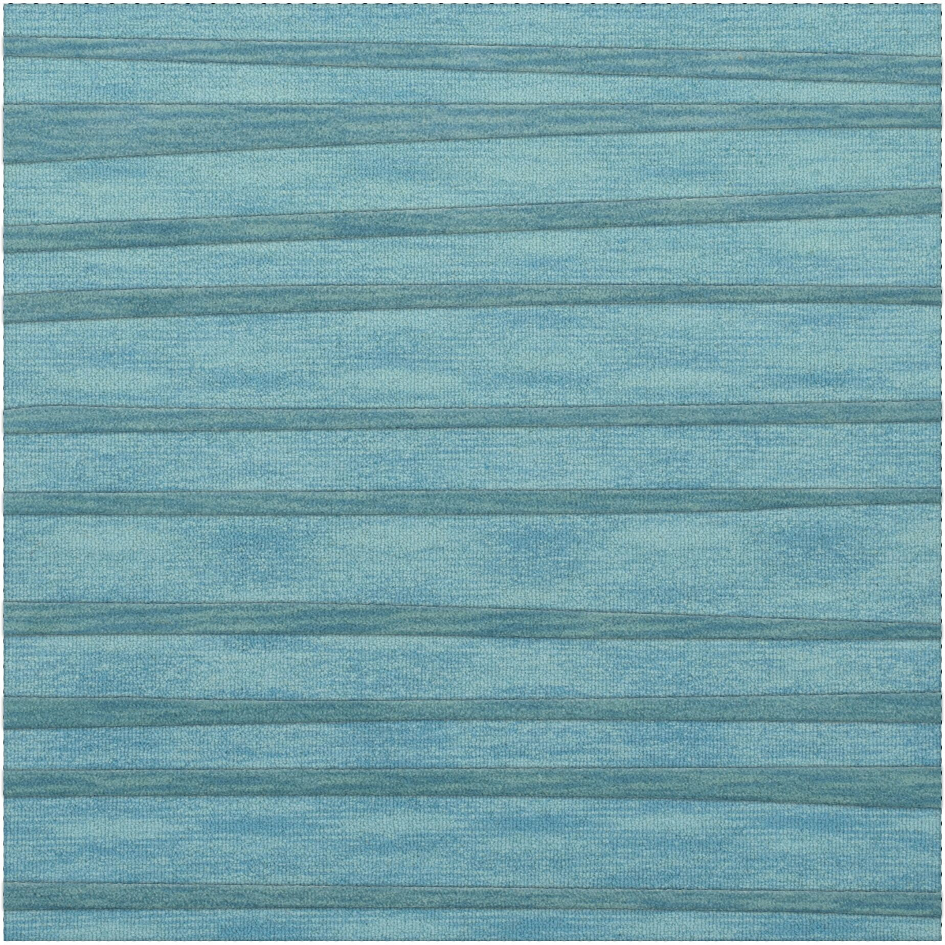 Dover Peacock Area Rug Rug Size: Square 8'