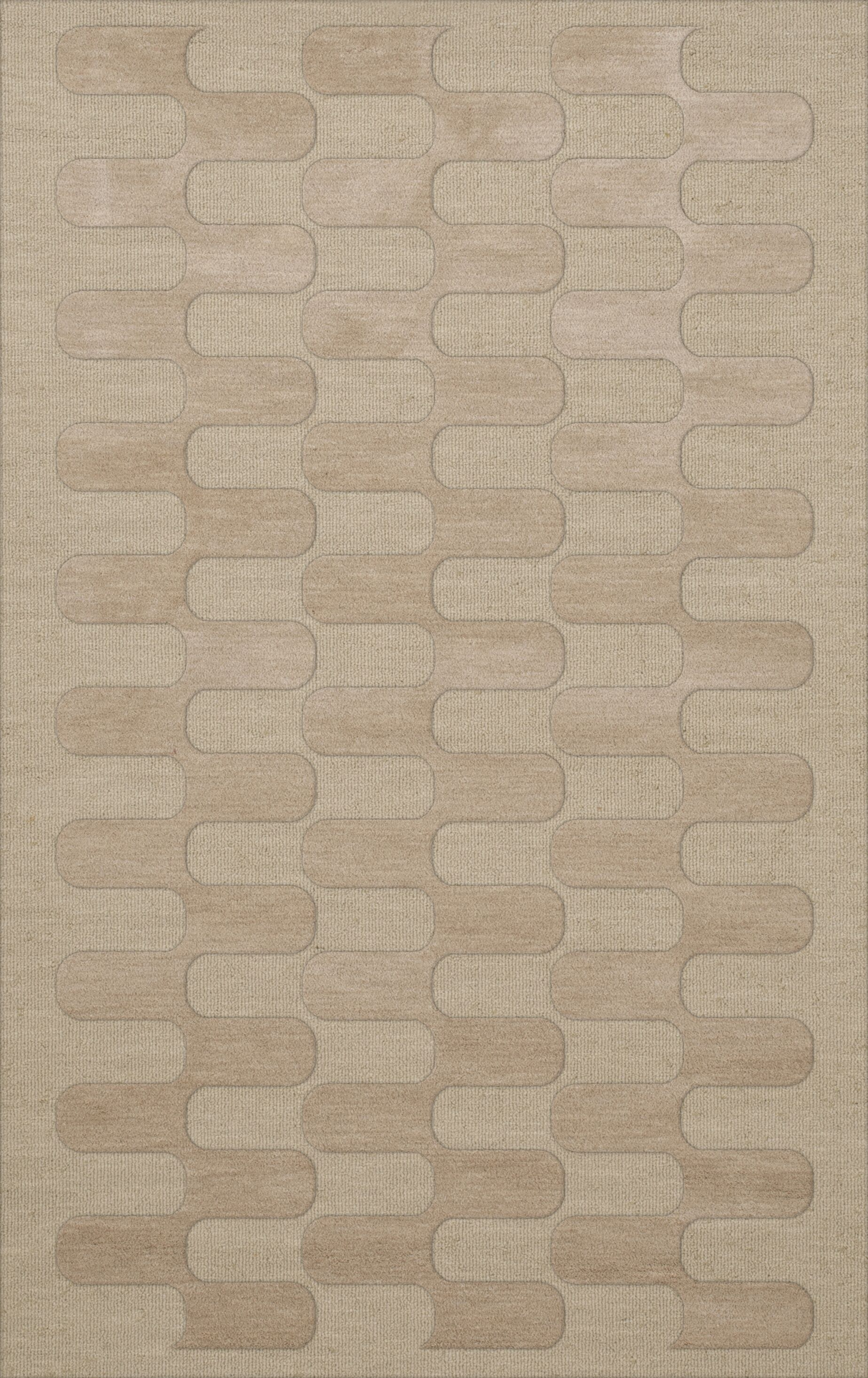 Dover Linen Area Rug Rug Size: Rectangle 9' x 12'