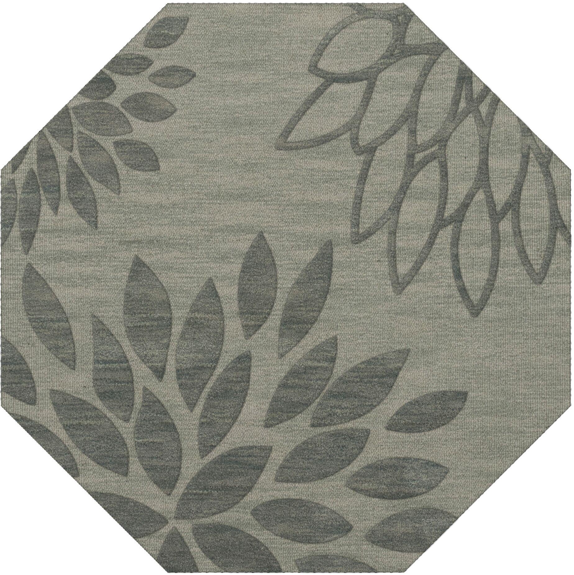 Bao Spa Area Rug Rug Size: Octagon 12'