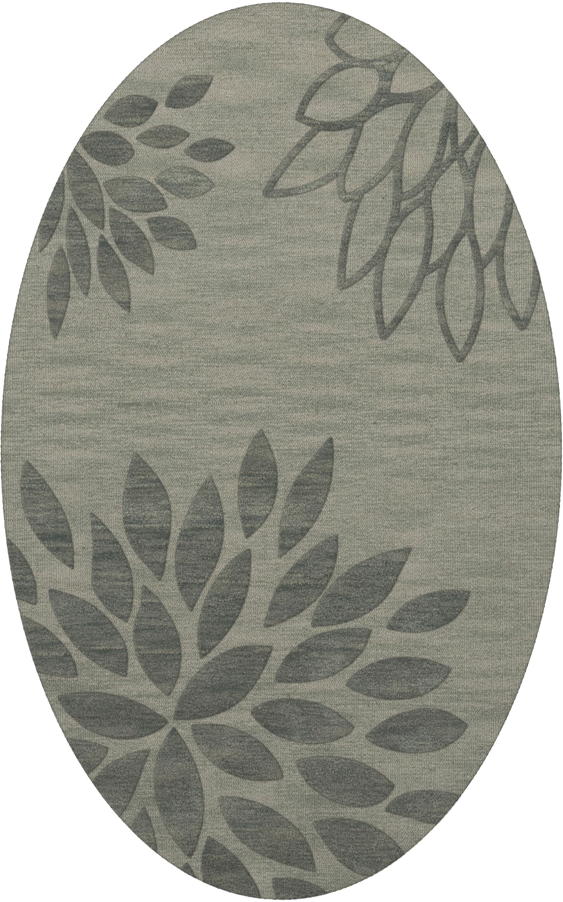 Bao Spa Area Rug Rug Size: Oval 12' x 15'