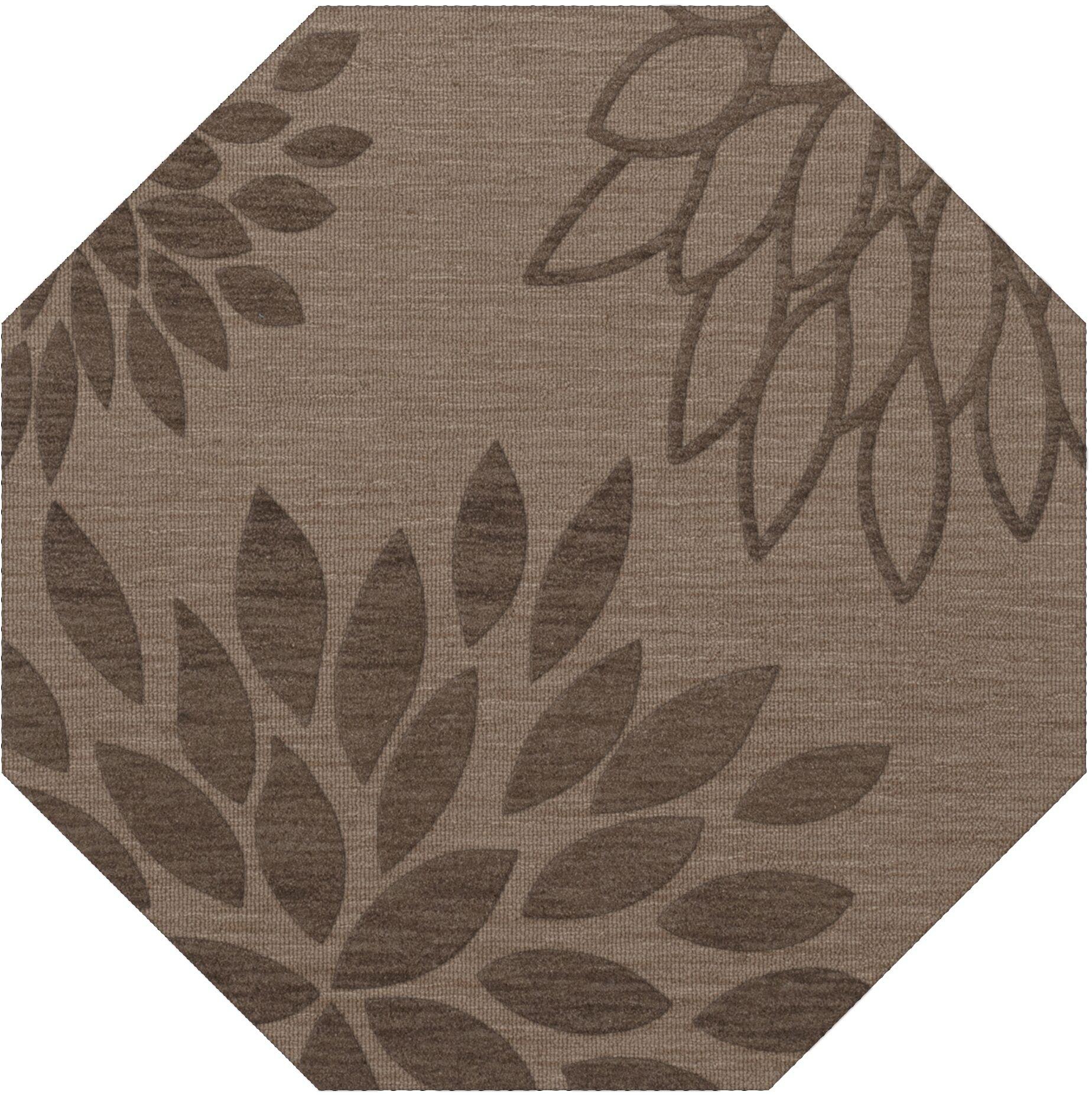 Bao Stone Area Rug Rug Size: Octagon 10'