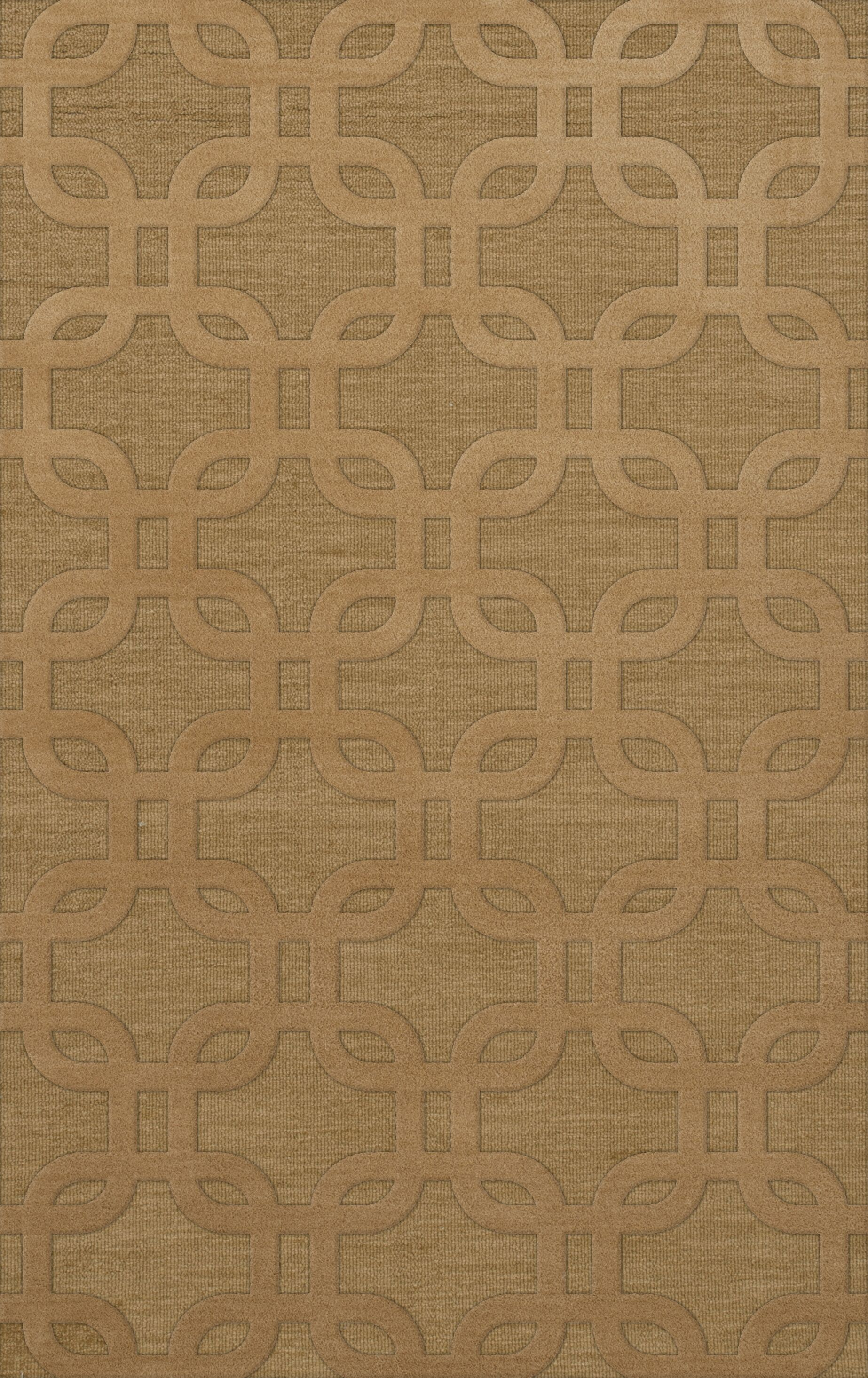 Dover Wheat Area Rug Rug Size: Rectangle 6' x 9'