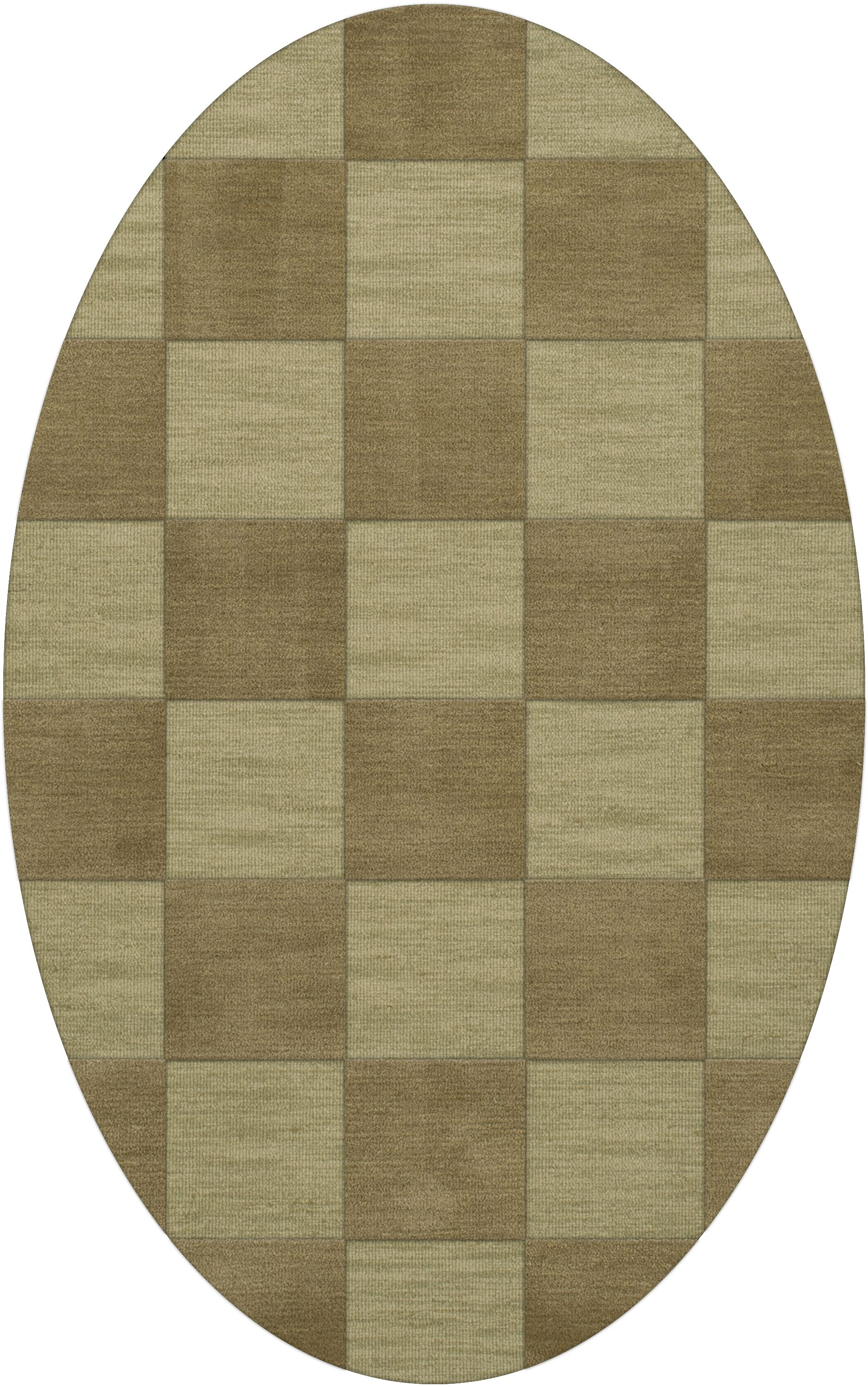 Dover Tufted Wool Marsh Area Rug Rug Size: Oval 3' x 5'