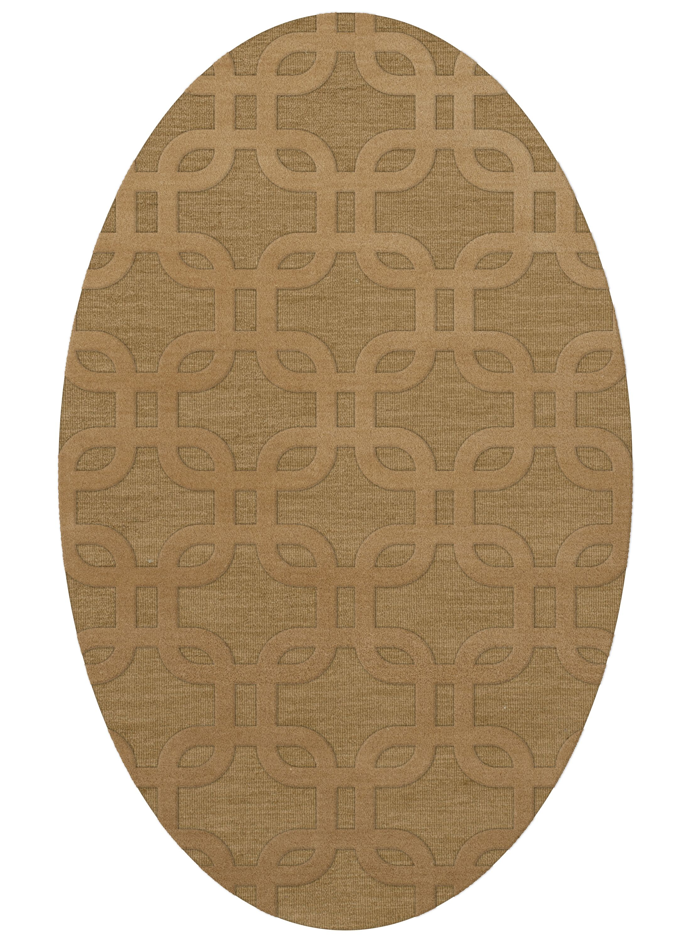 Dover Wheat Area Rug Rug Size: Oval 12' x 18'