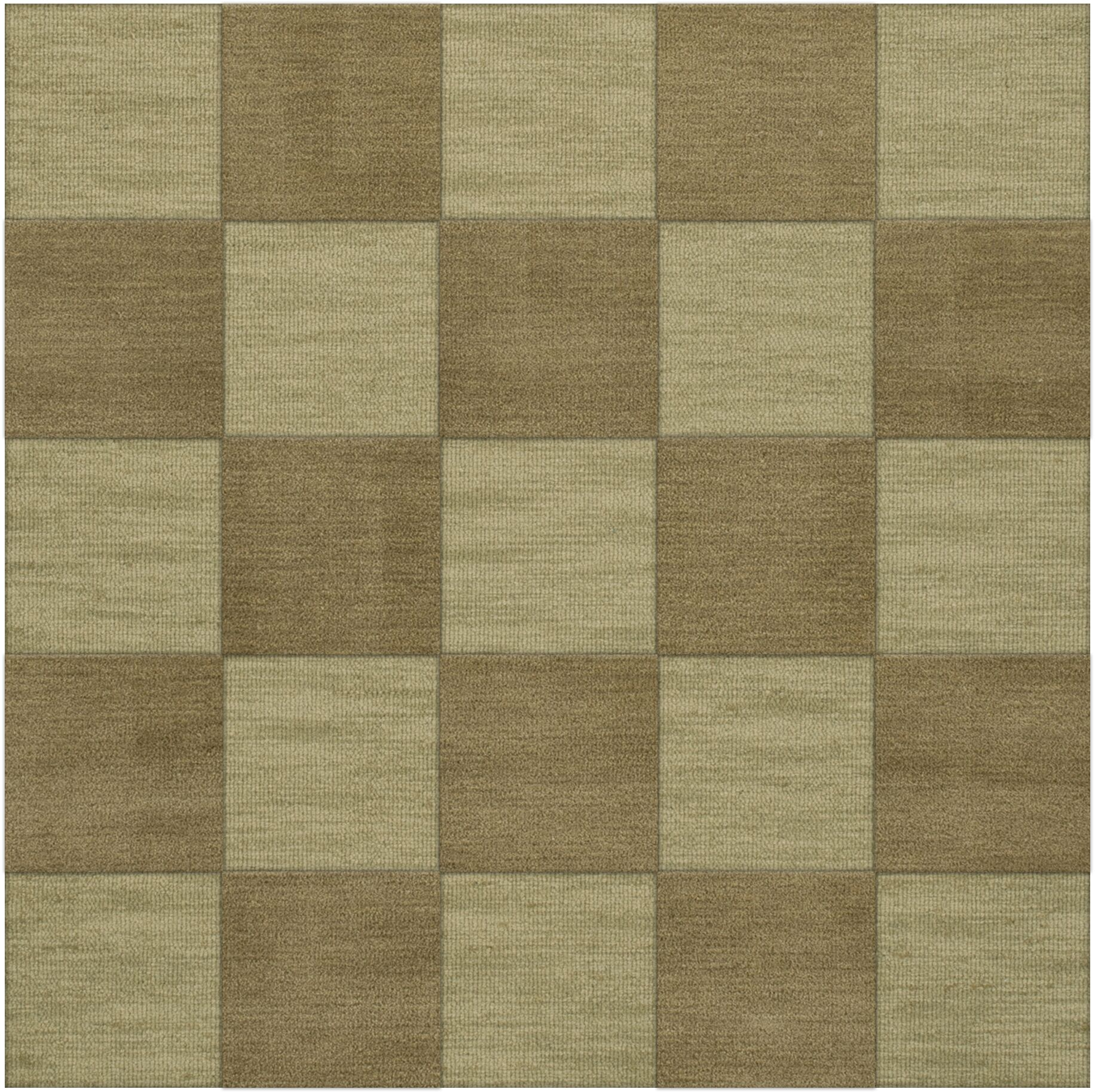 Dover Tufted Wool Marsh Area Rug Rug Size: Square 4'