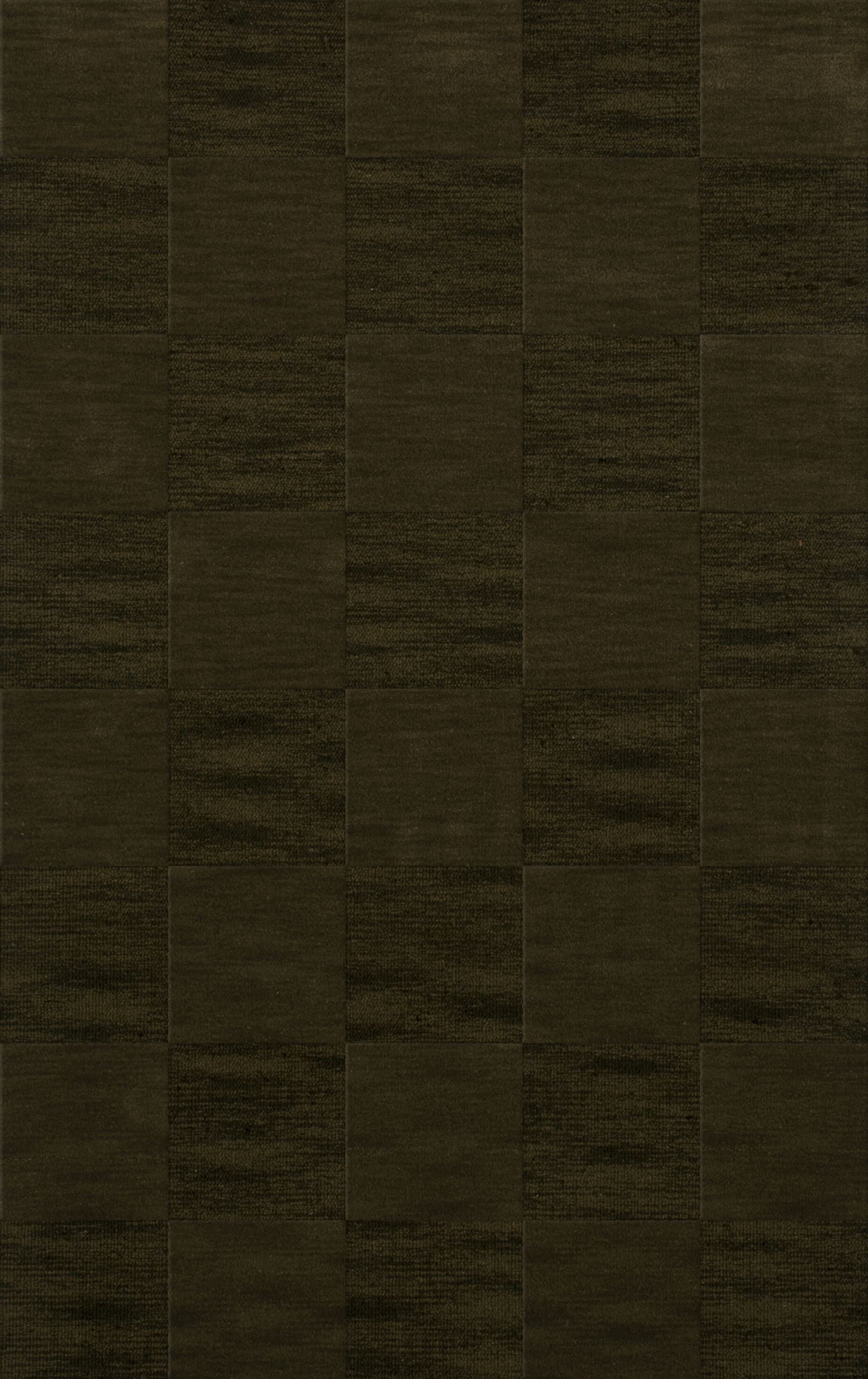 Dover Tufted Wool Olive Area Rug Rug Size: Rectangle 9' x 12'
