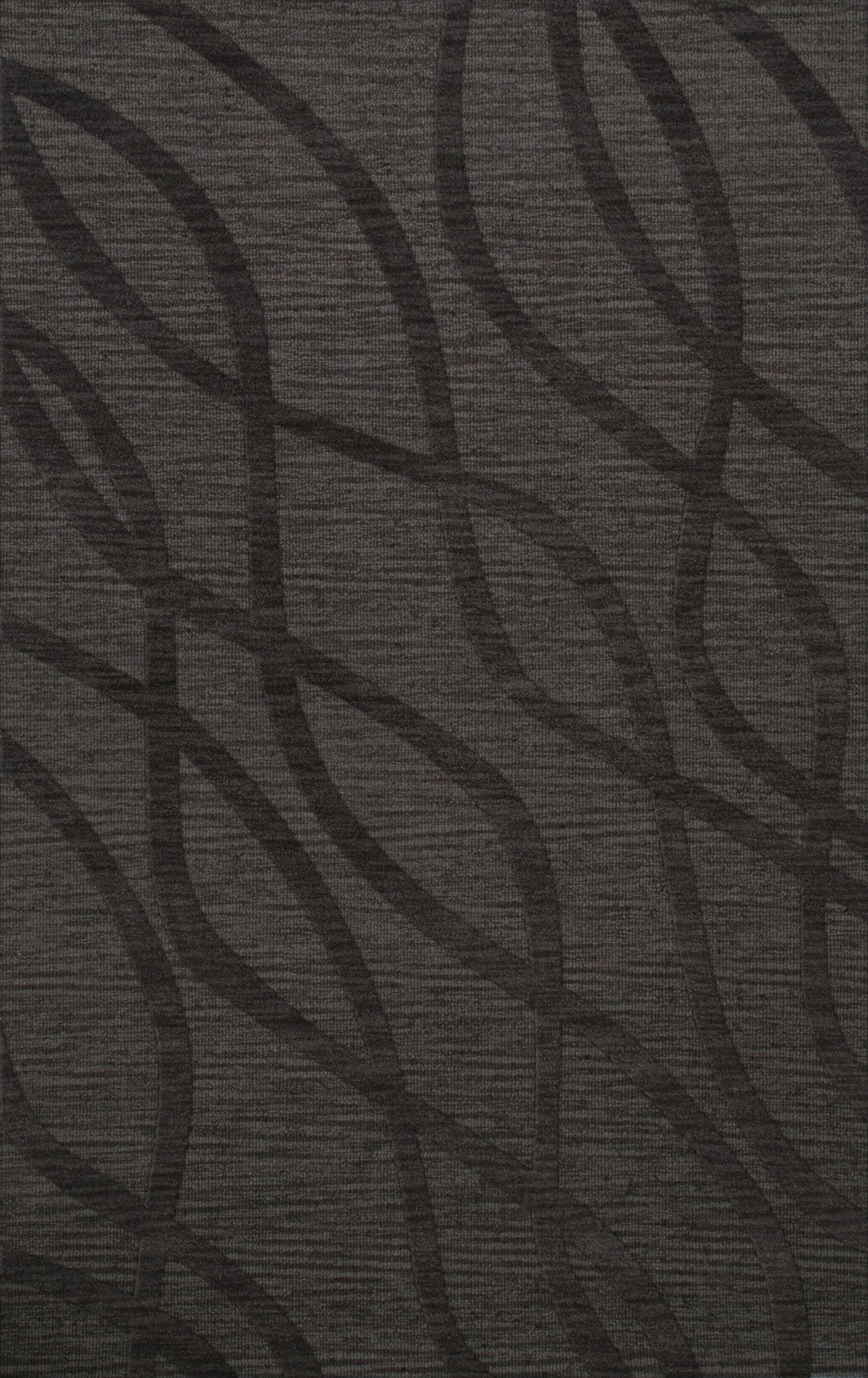 Dover Ash Area Rug Rug Size: Rectangle 6' x 9'